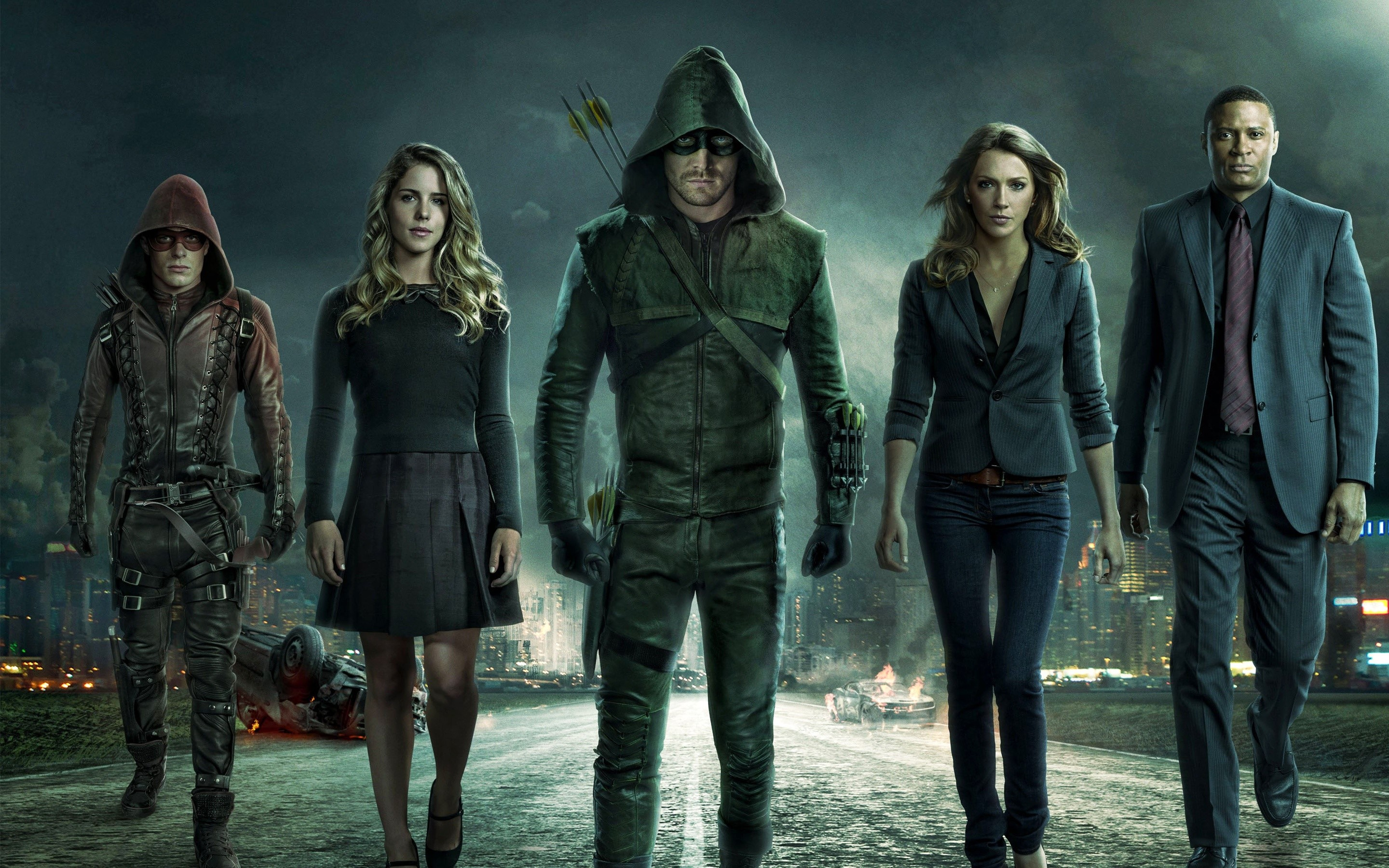 Fondos de pantalla Arrow temporada 3
