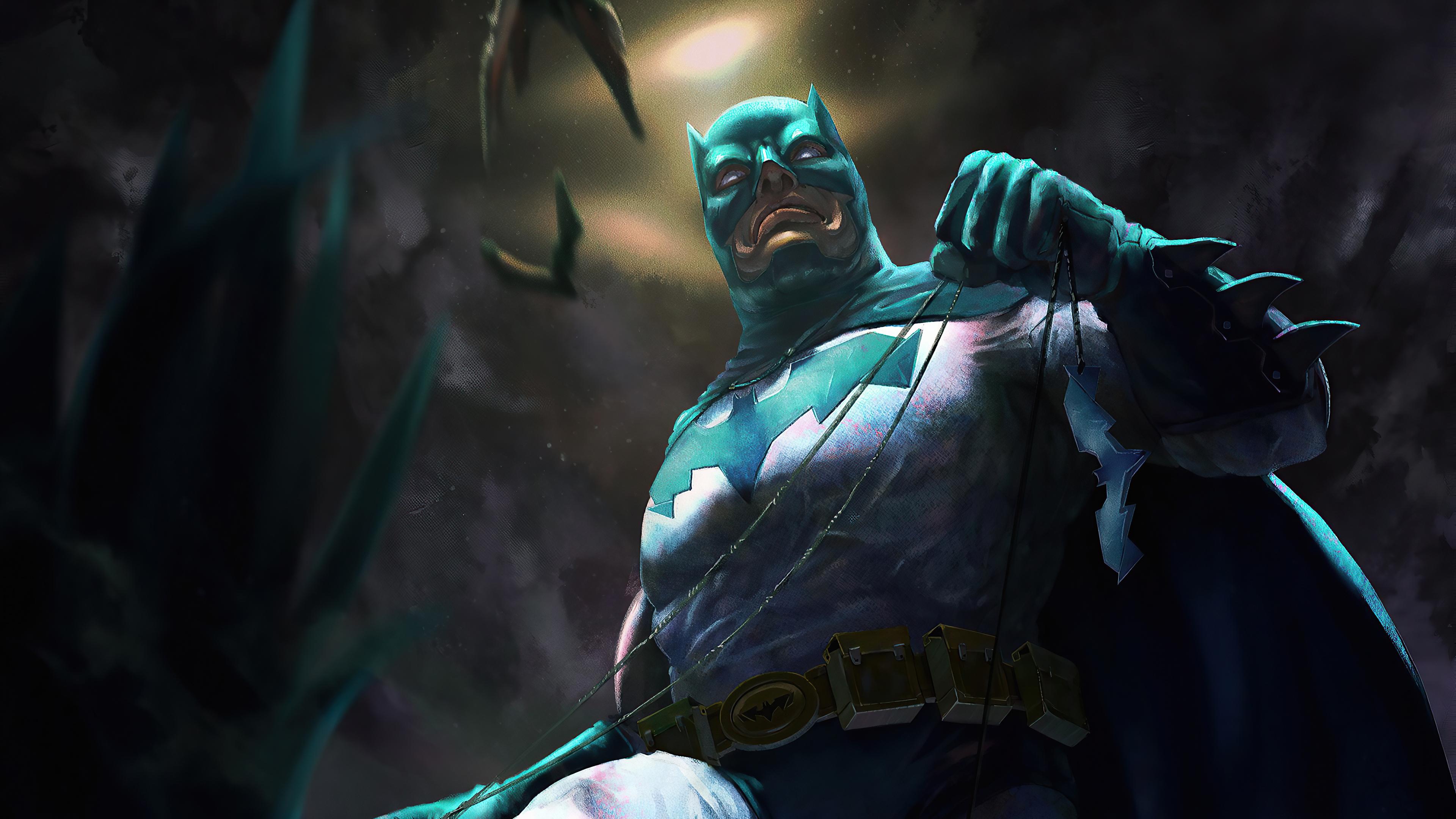 Wallpaper Batman Art 2020