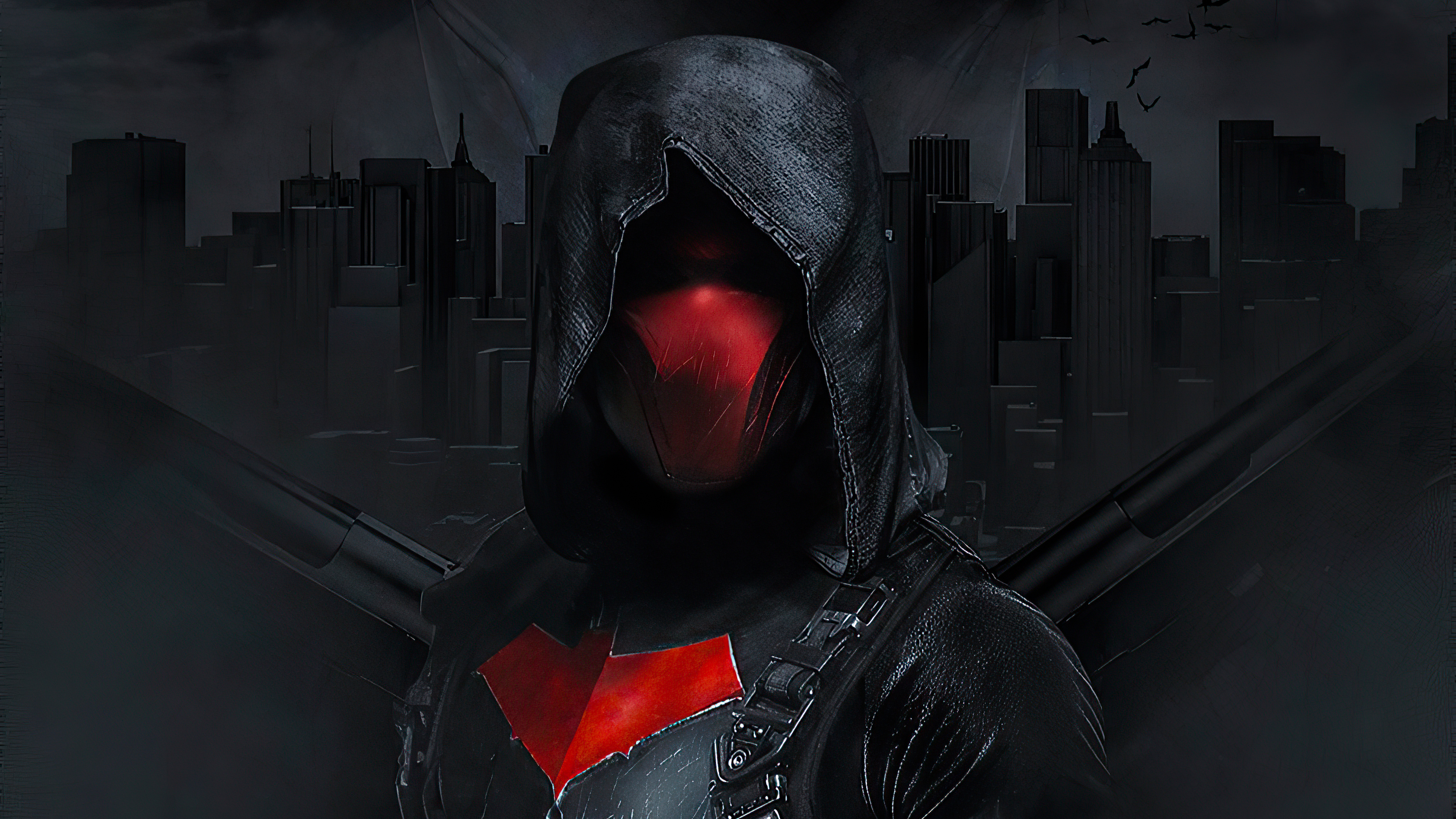 Fondos de pantalla Artwork de Red Hood 2020