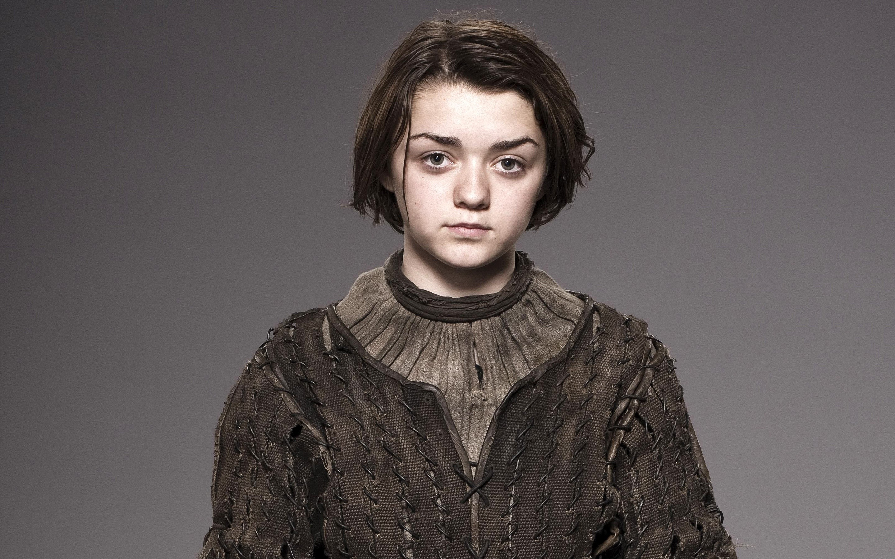 Fondos de pantalla Arya Stark de Game Of Thrones
