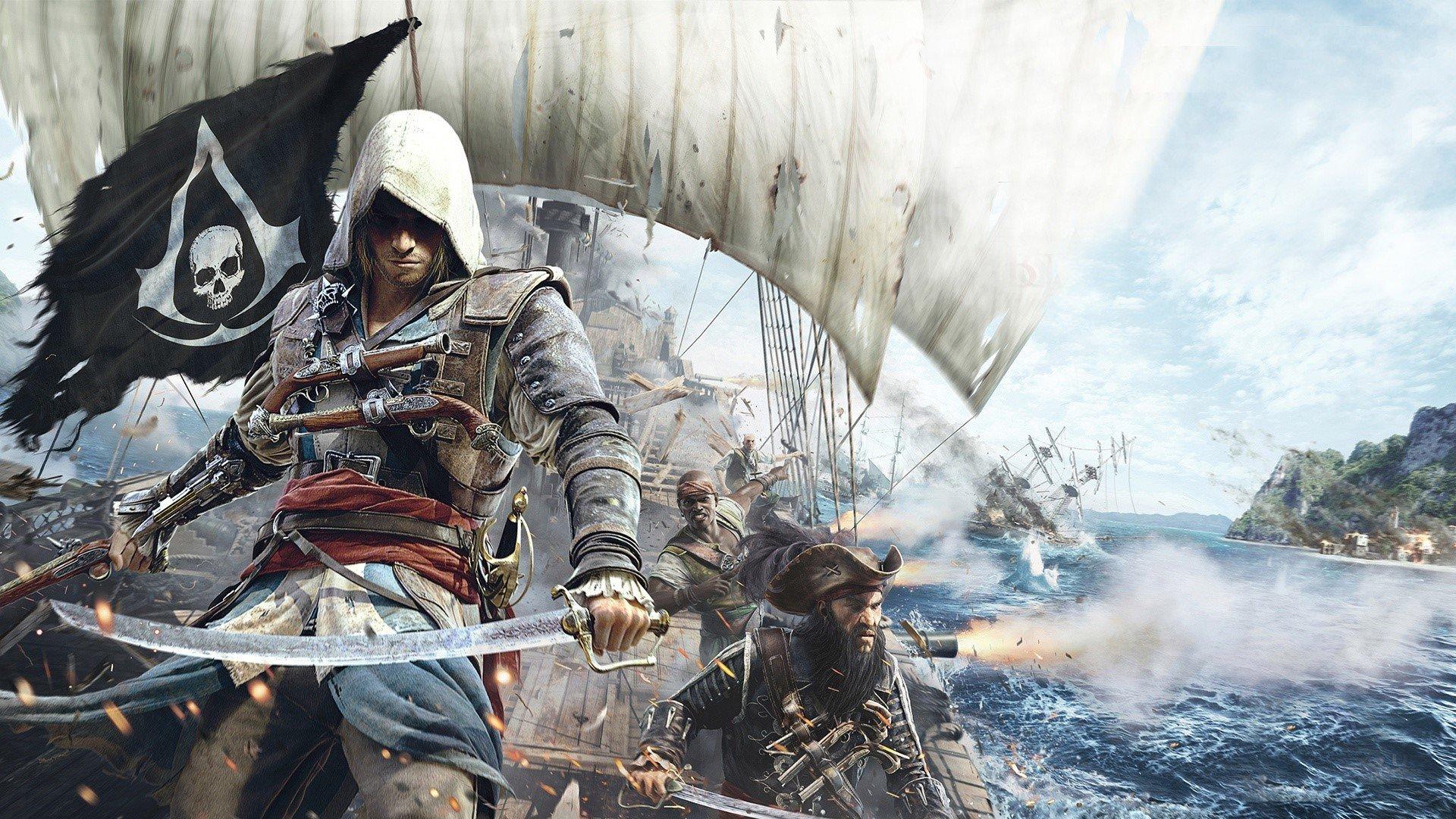 Fondos de pantalla Assassins Creed 4 Black Flag