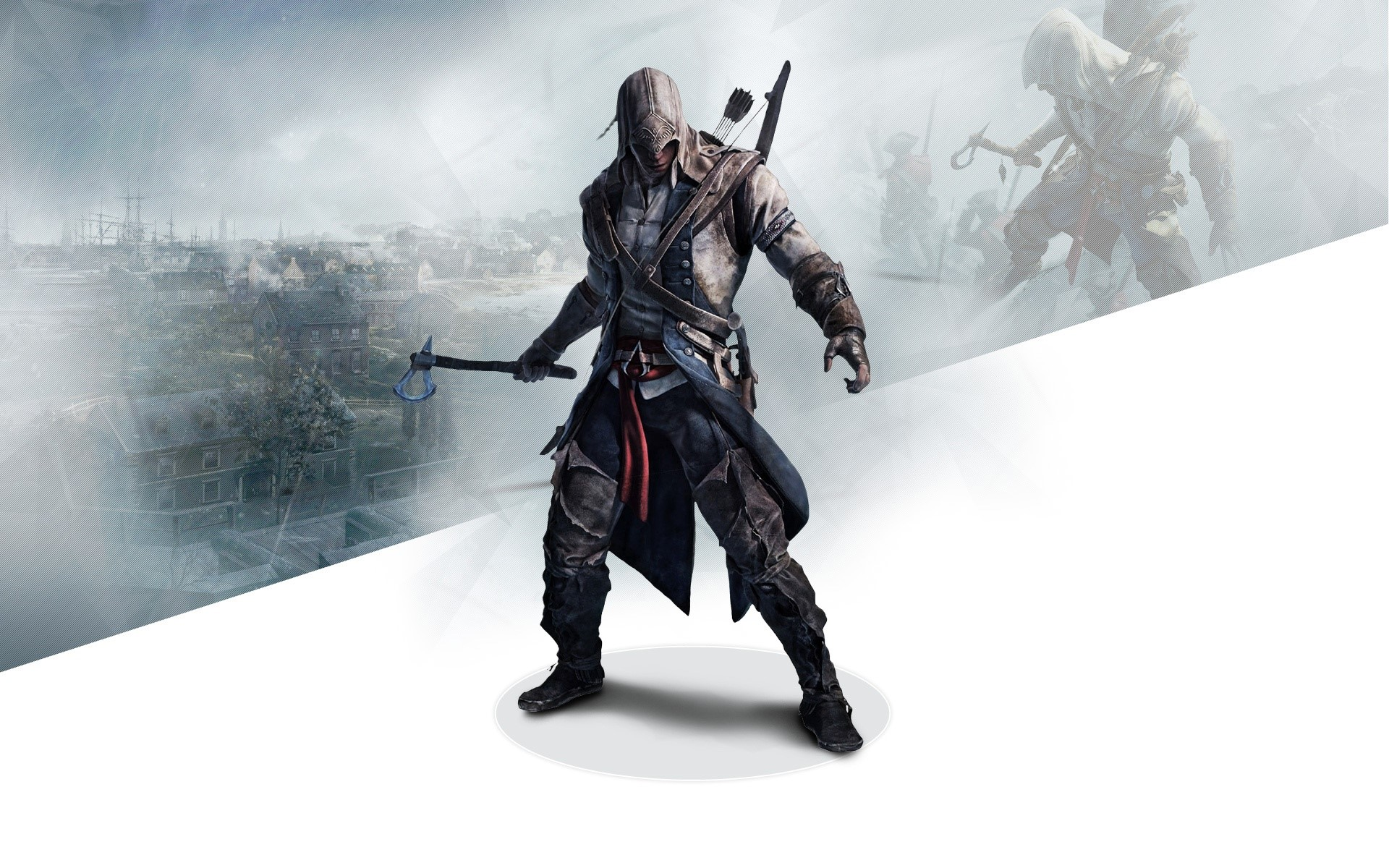 Wallpaper Assassins Creed Altairs Chronicles