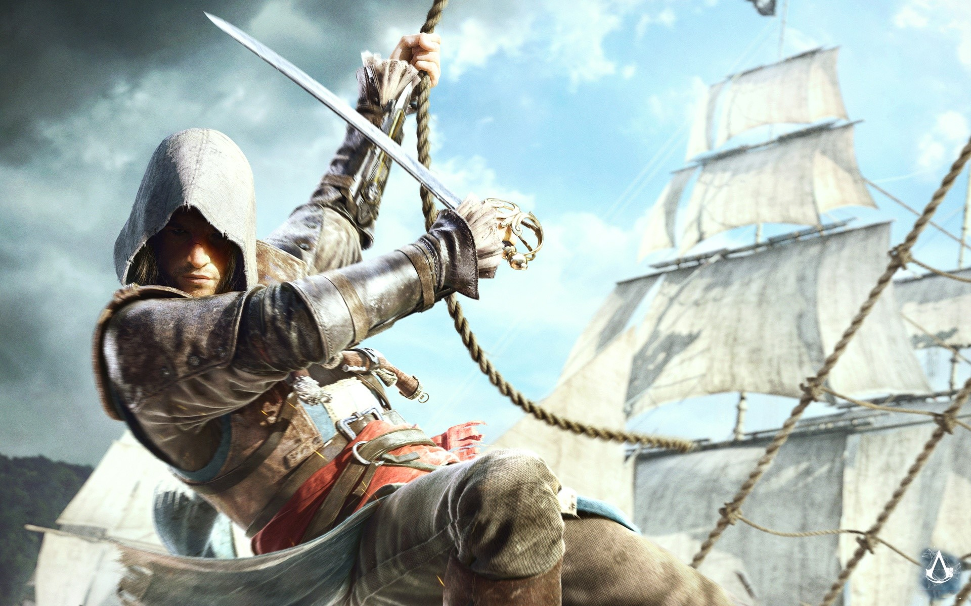 Wallpaper Assassins Creed IV Images