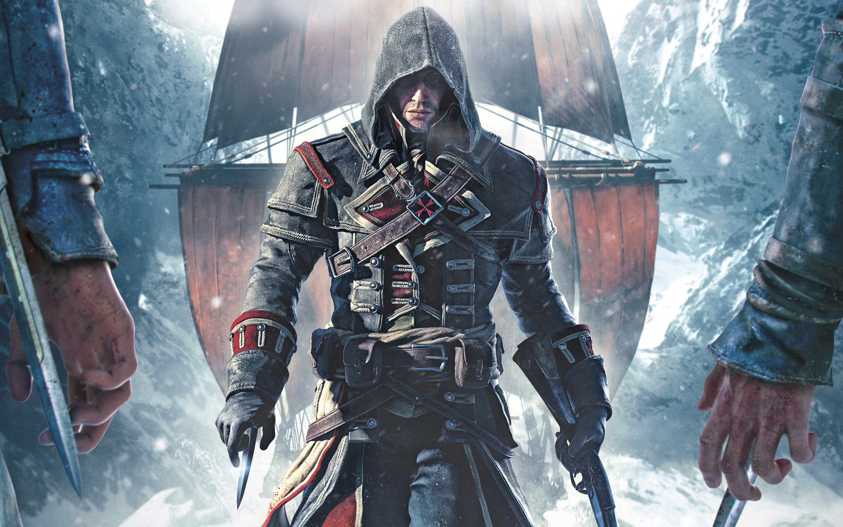 Fondos de pantalla Assassins Creed Rogue