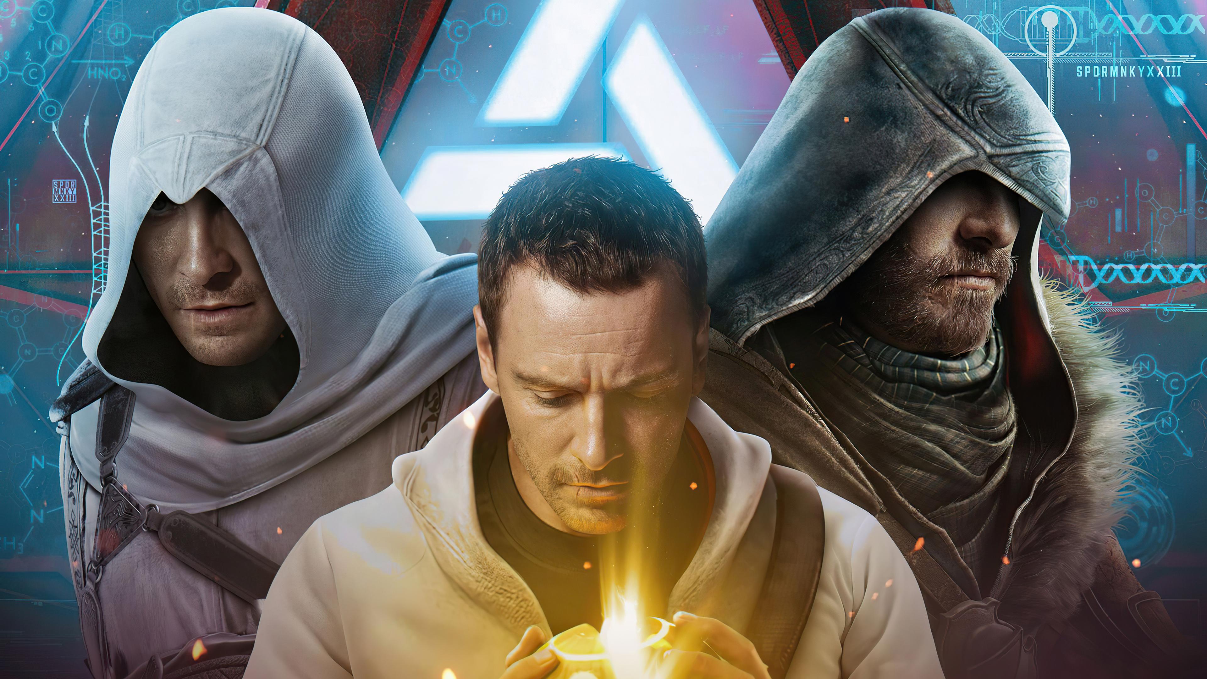Fondos de pantalla Assassins Creed Serie de Netflix