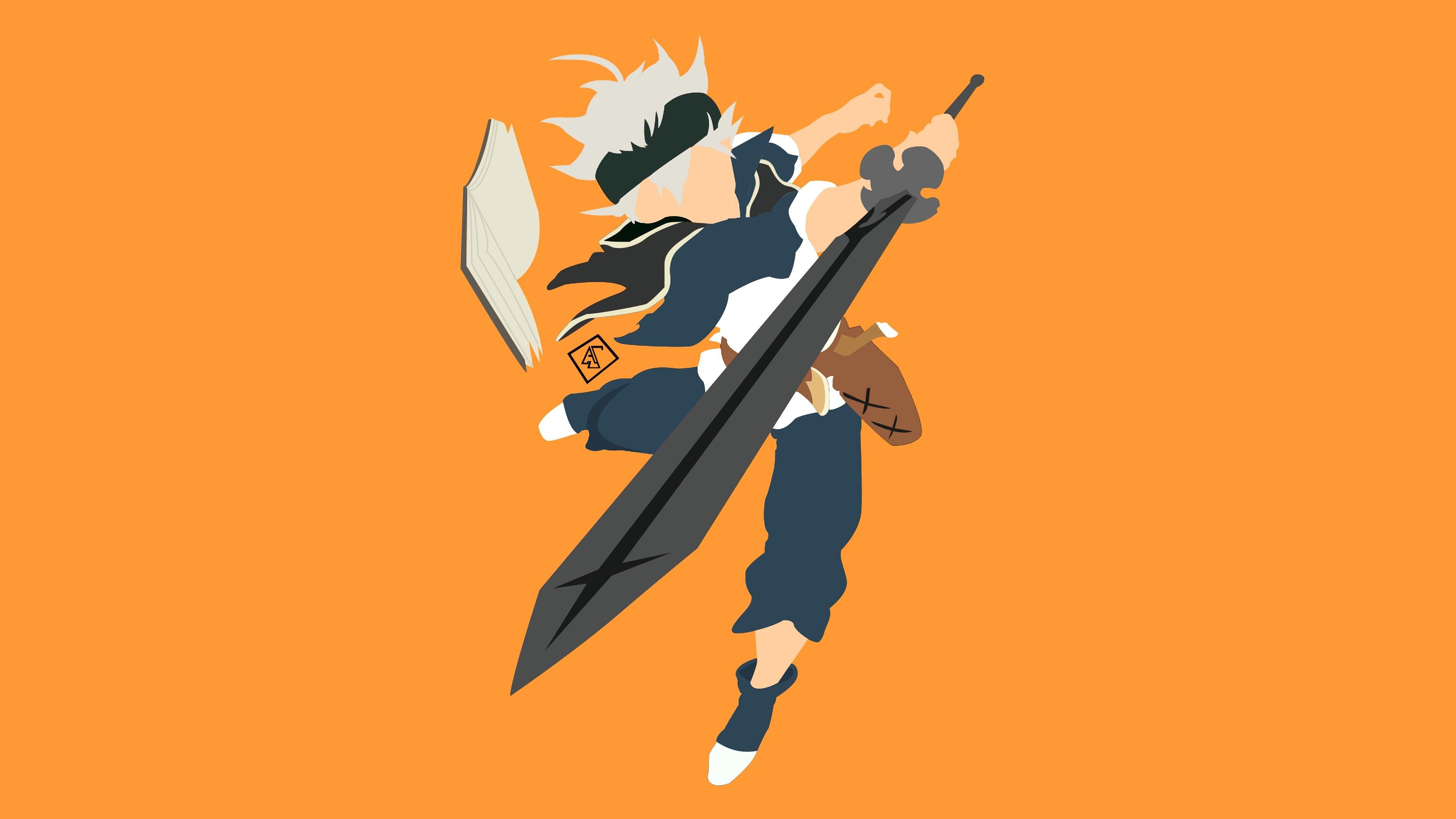 Fondos de pantalla Anime Asta de Black Clover