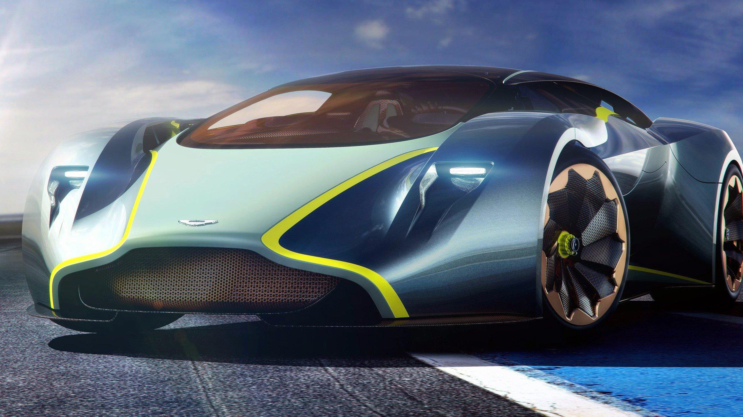 Fondos de pantalla Aston Martin DP