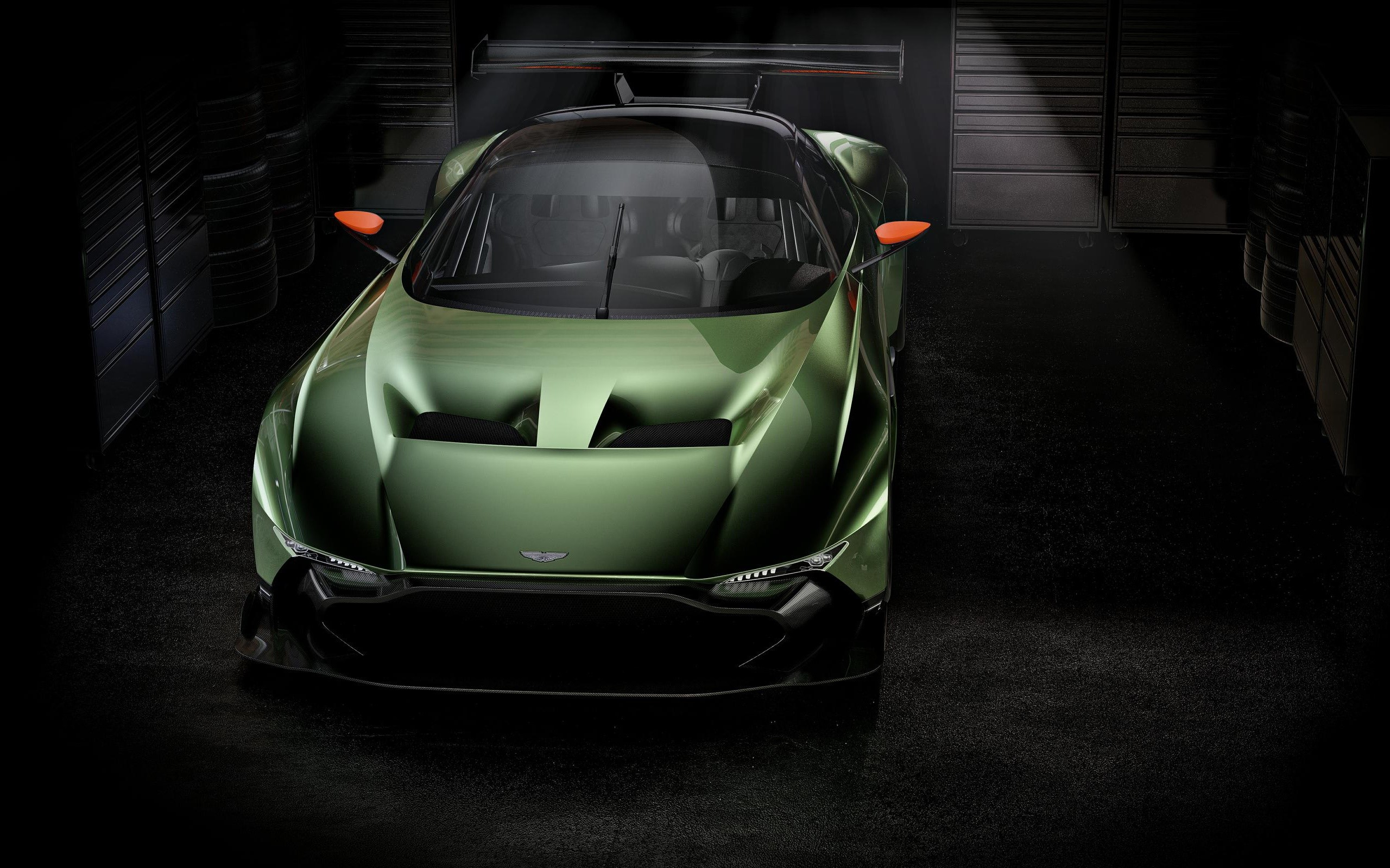 Wallpaper Aston Martin Vulcan