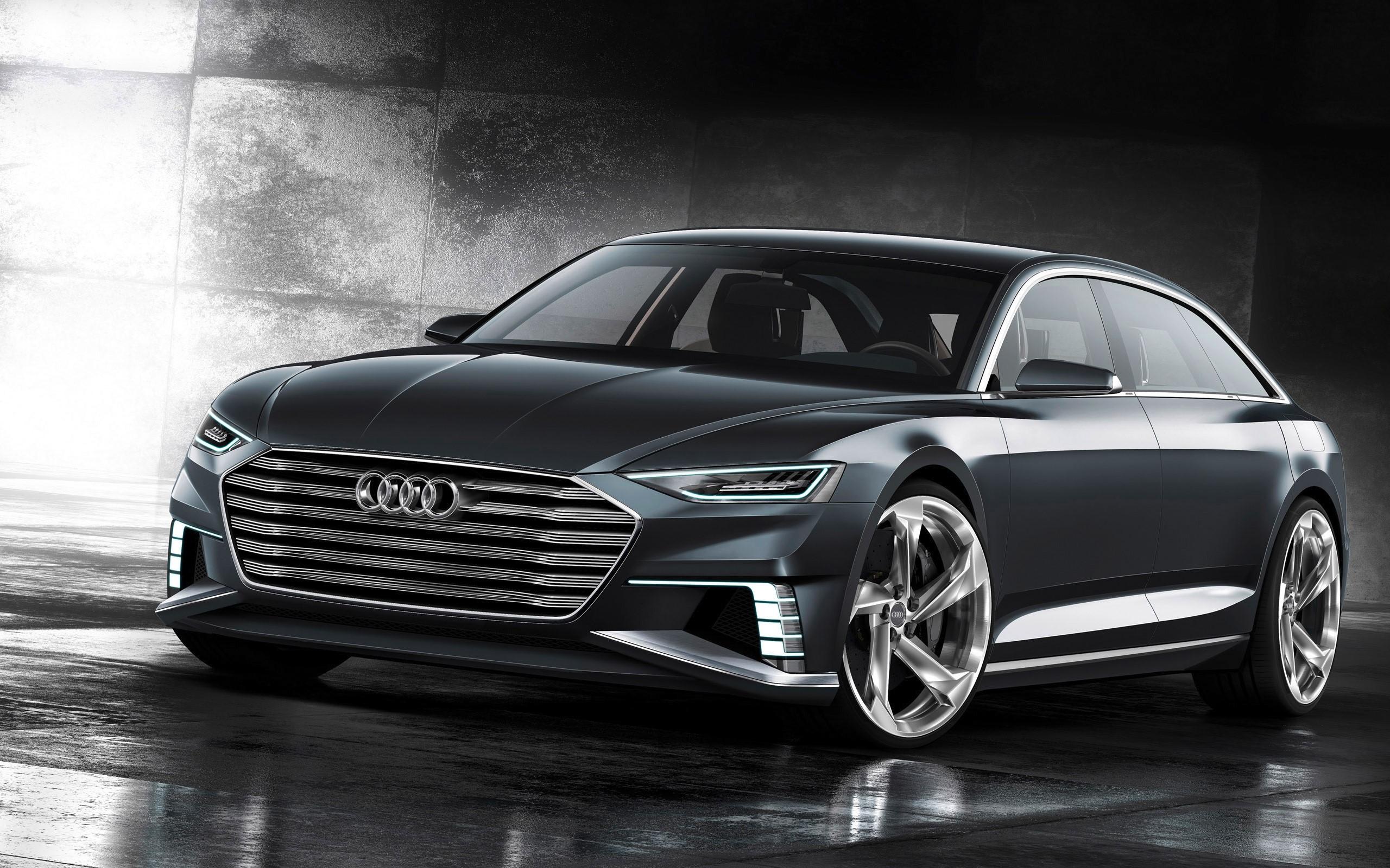 Fondos de pantalla Audi Prologue Avant Concept
