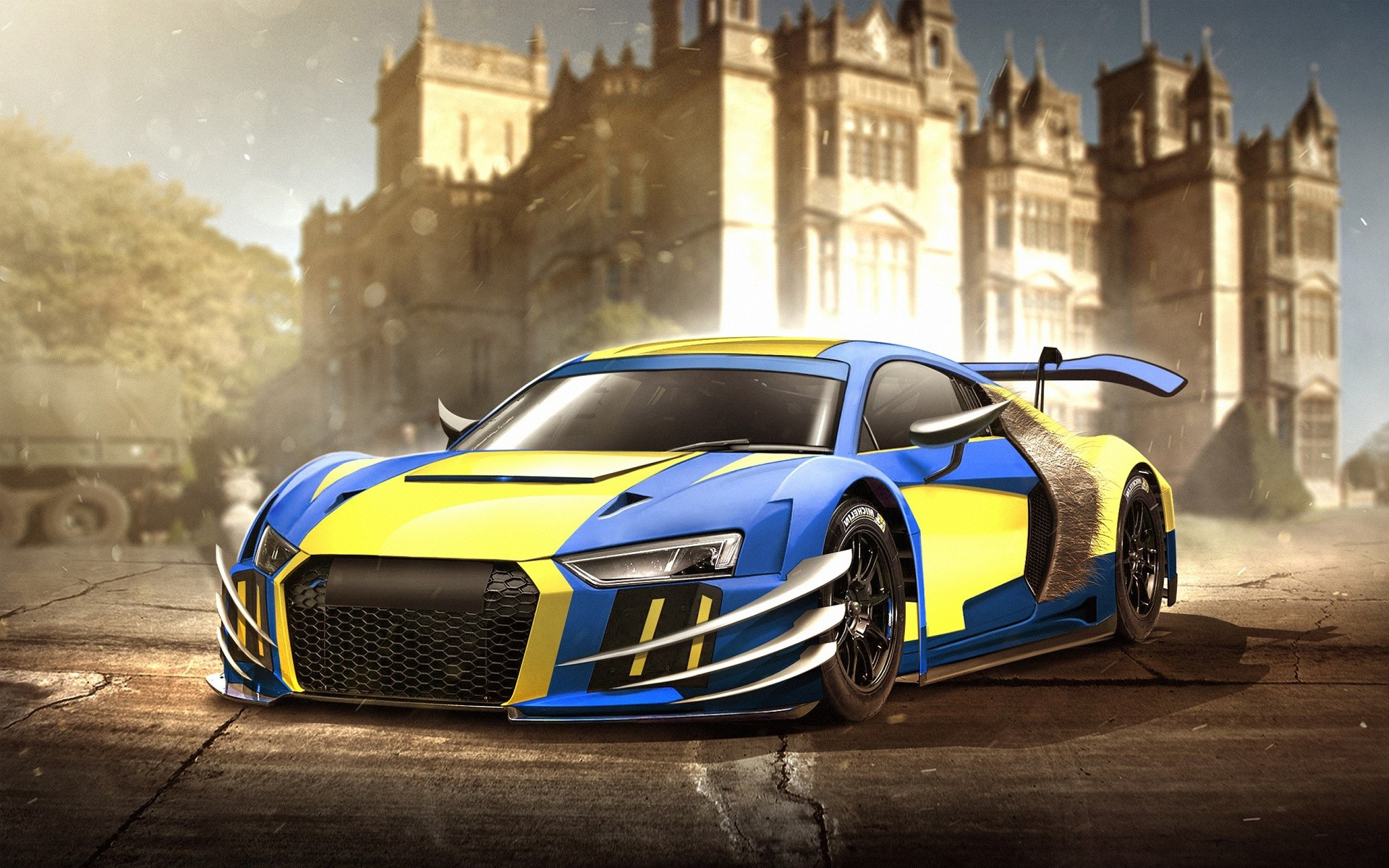 Wallpaper Audi R8 Wolverine Images