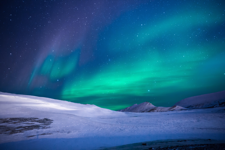 Fondos de pantalla Aurora borealis