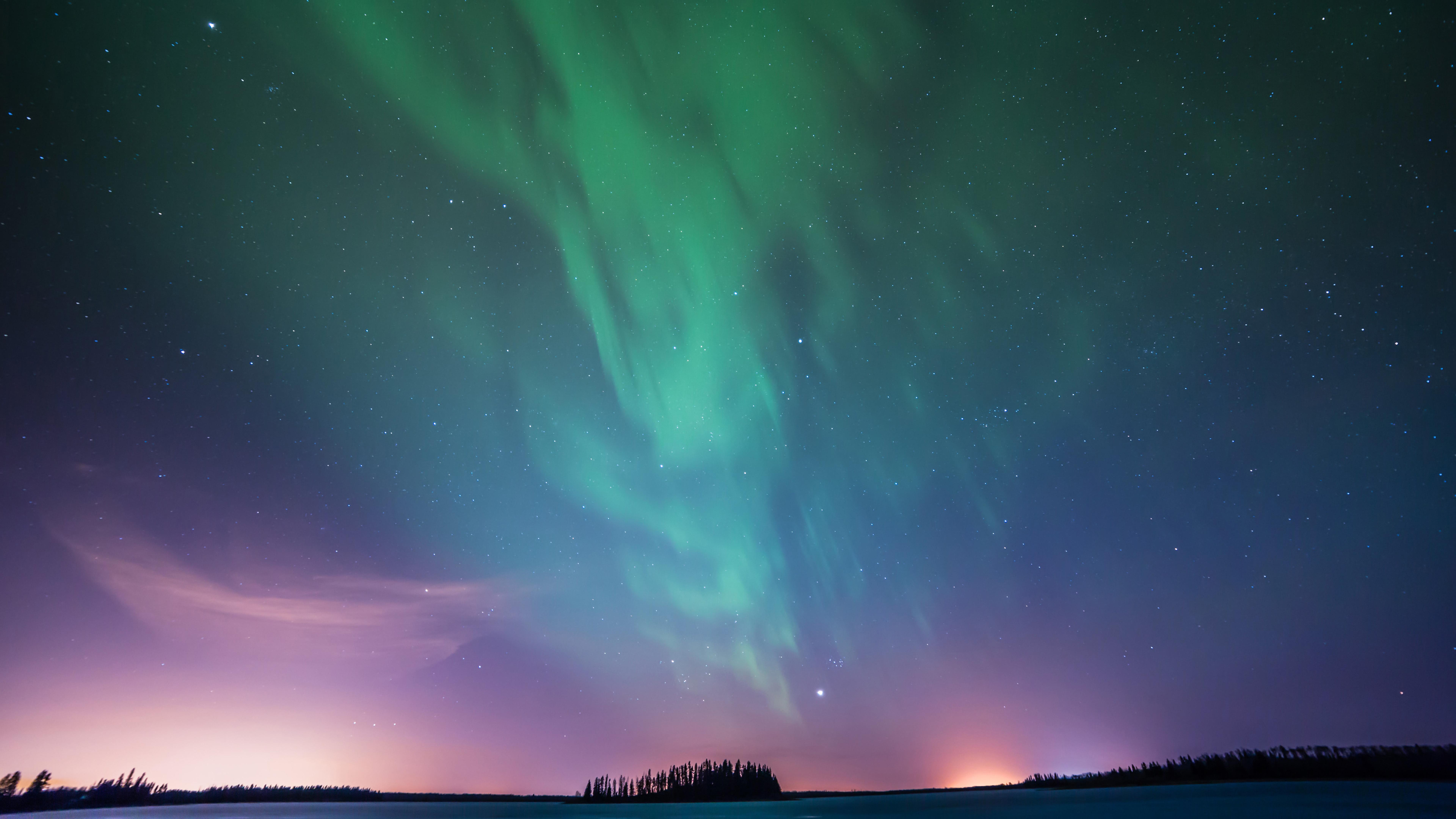 Fondos de pantalla Aurora polar