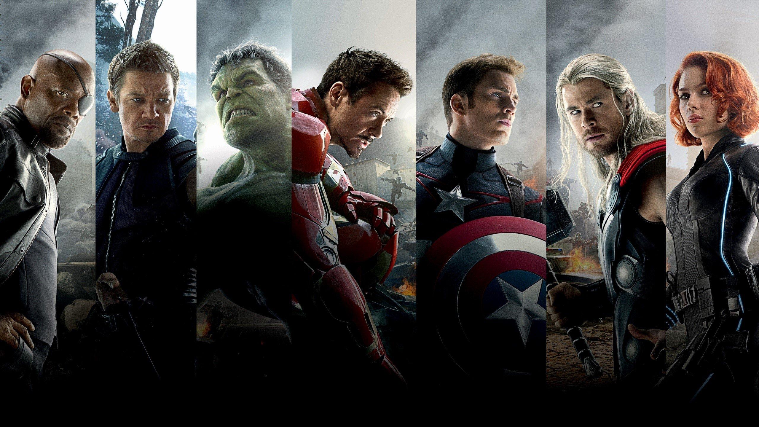 Fondos de pantalla Avengers
