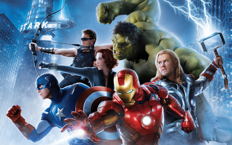Fondos de pantalla Avengers 2 Age of Ultron