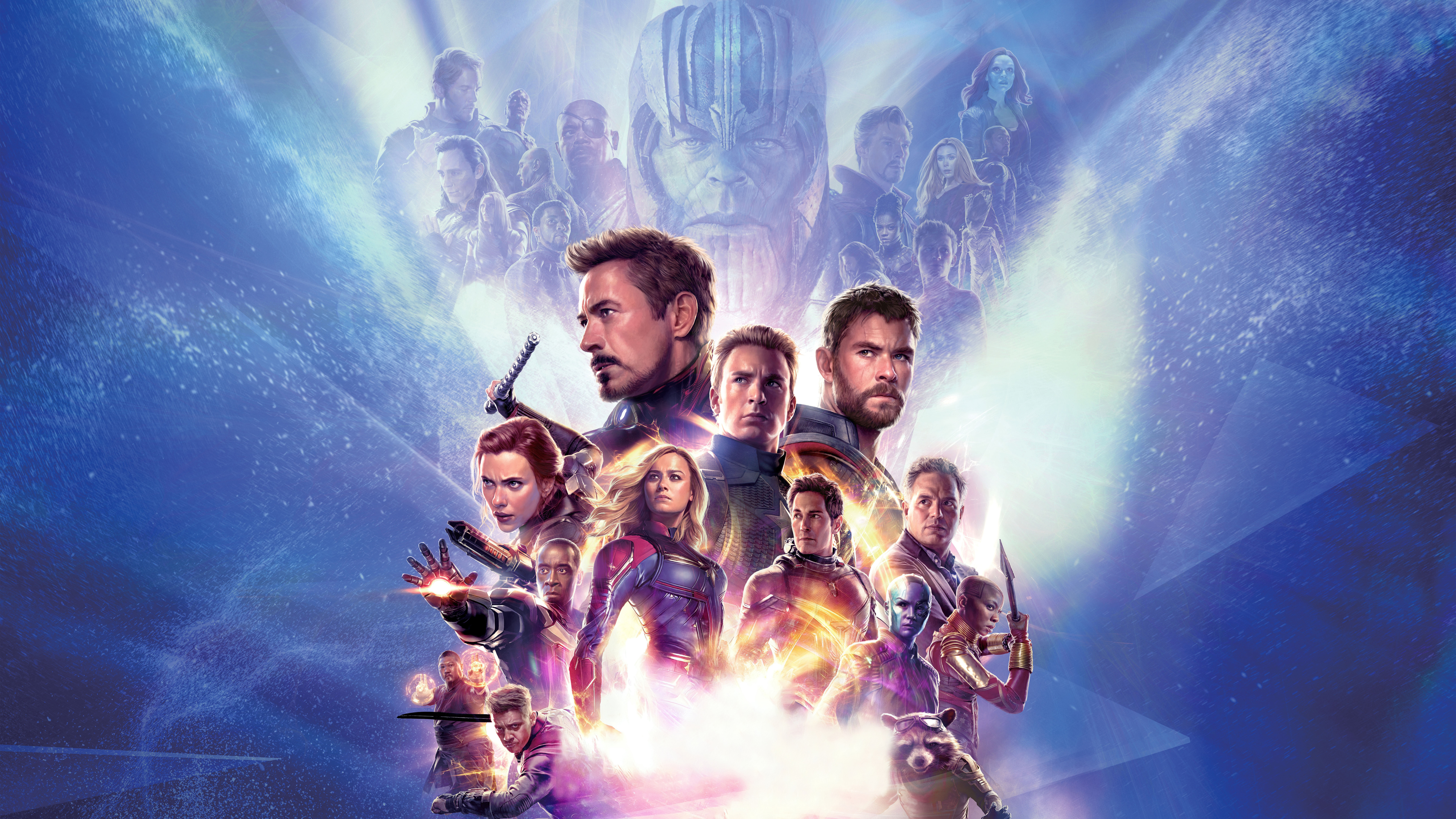 Wallpaper Avengers Endgame