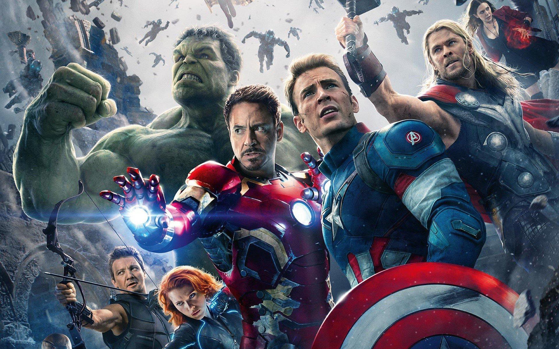Fondo de pantalla de Avengers Era de Ultron Imágenes