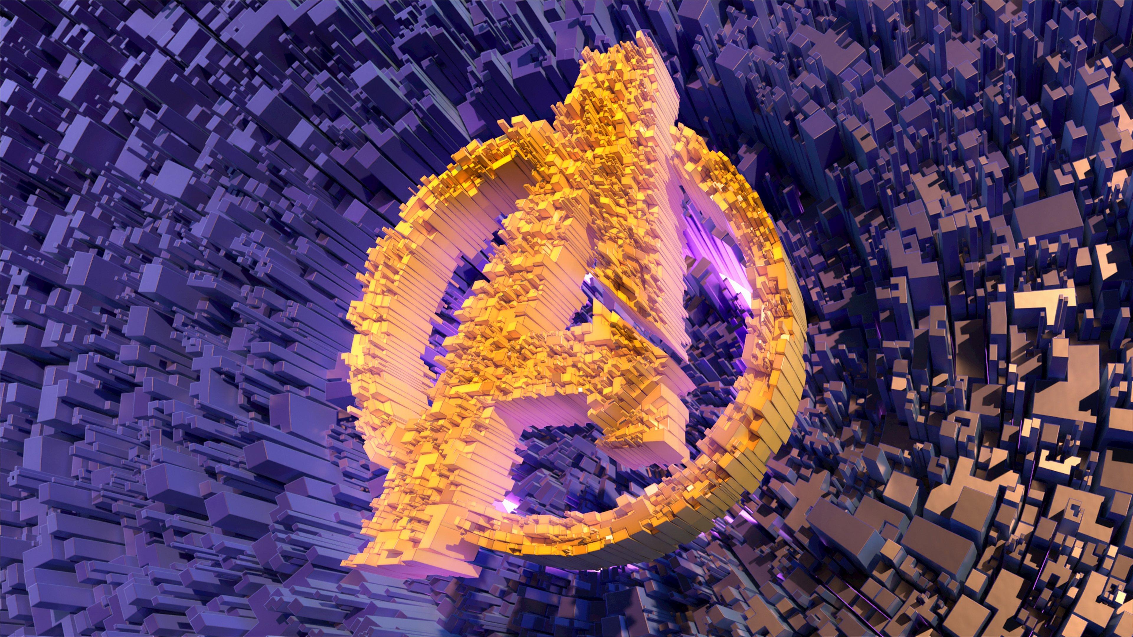 Fondos de pantalla Avengers Logo Abstracto