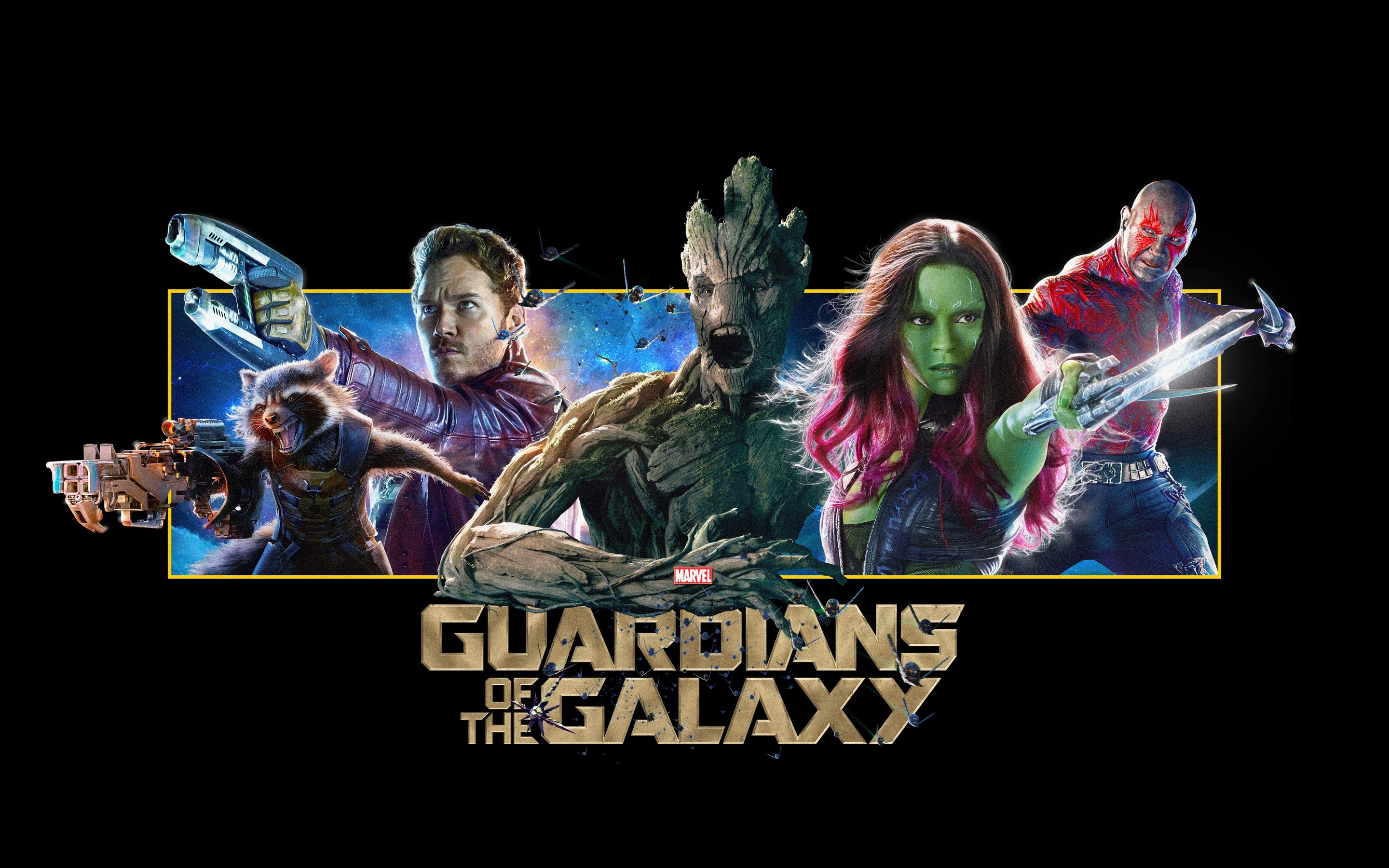 Wallpaper Banner of Guardians of the Galaxy