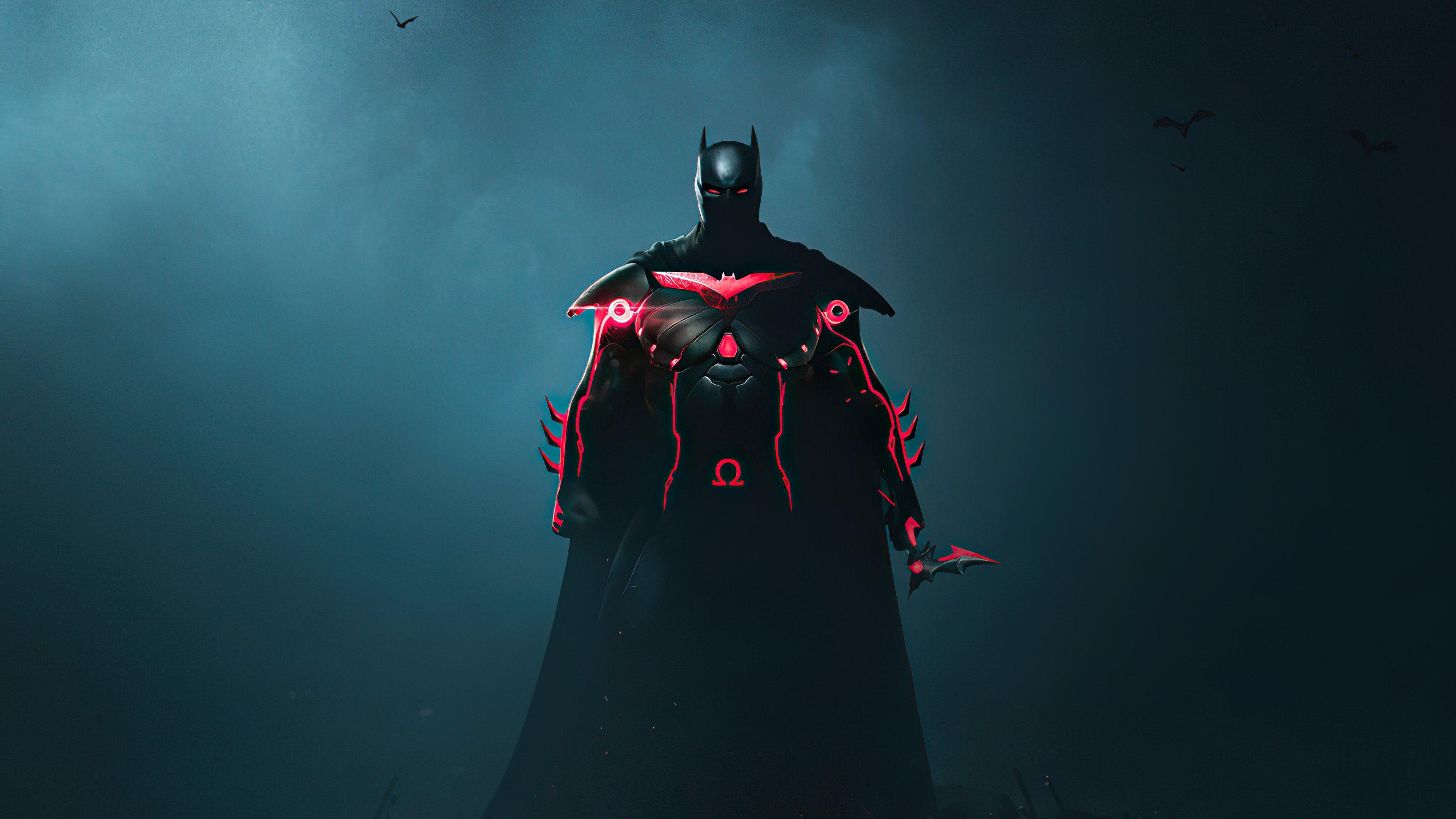 Wallpaper Batman Apocalypse