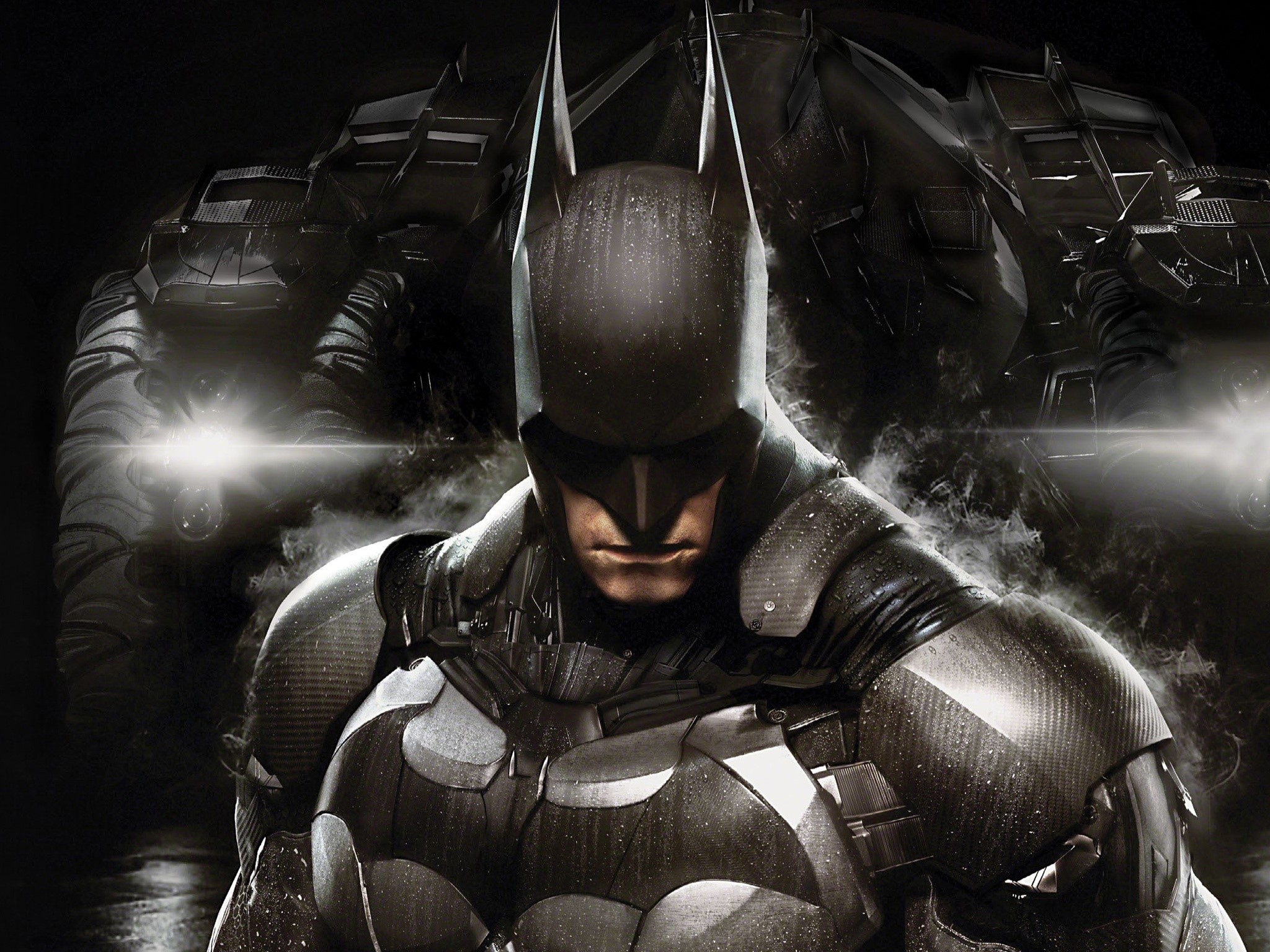 Wallpaper Batman Arkham Knight