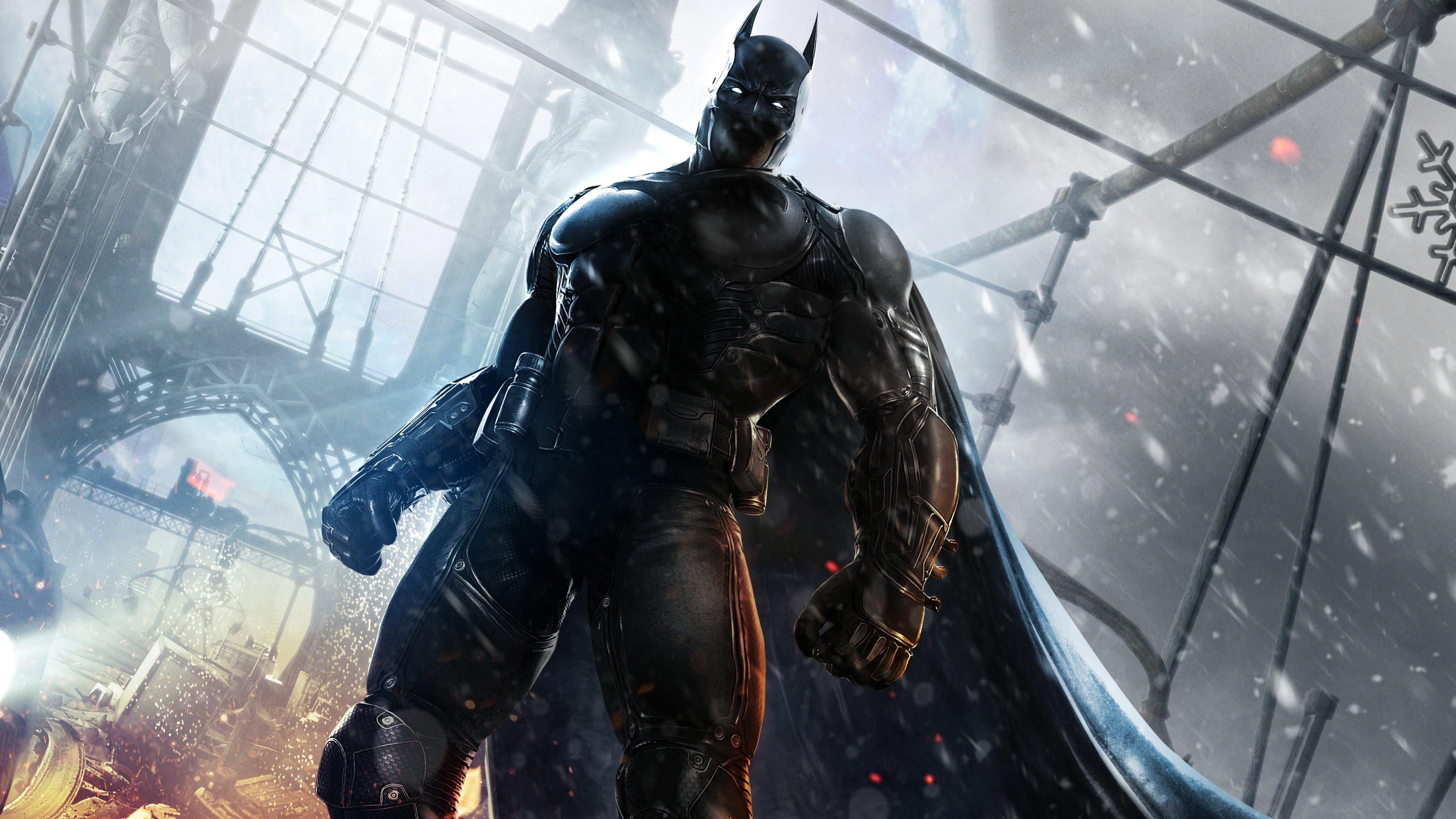 Fondos de pantalla Batman Arkham Origins 2021