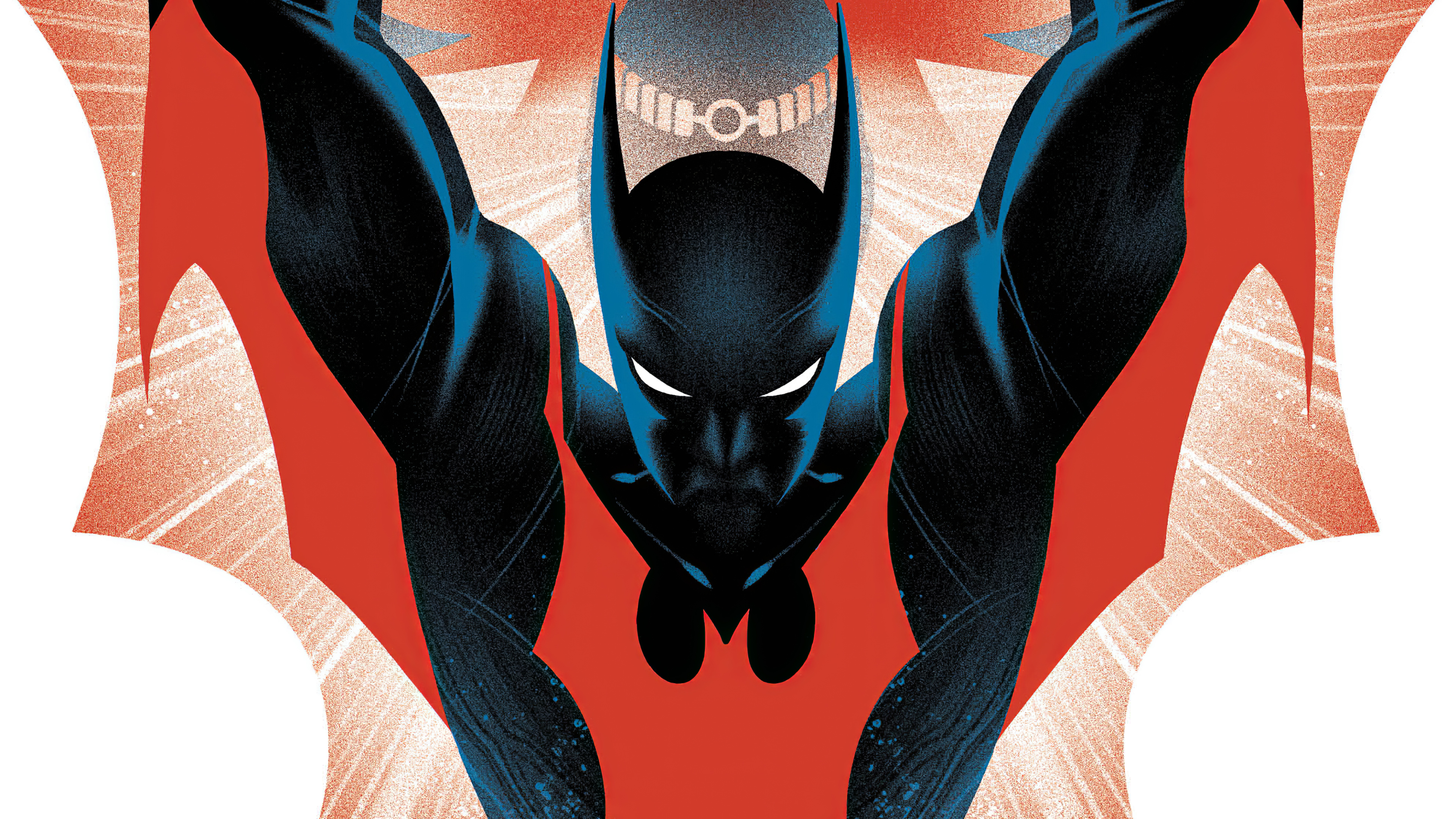 Wallpaper Batman Beyond