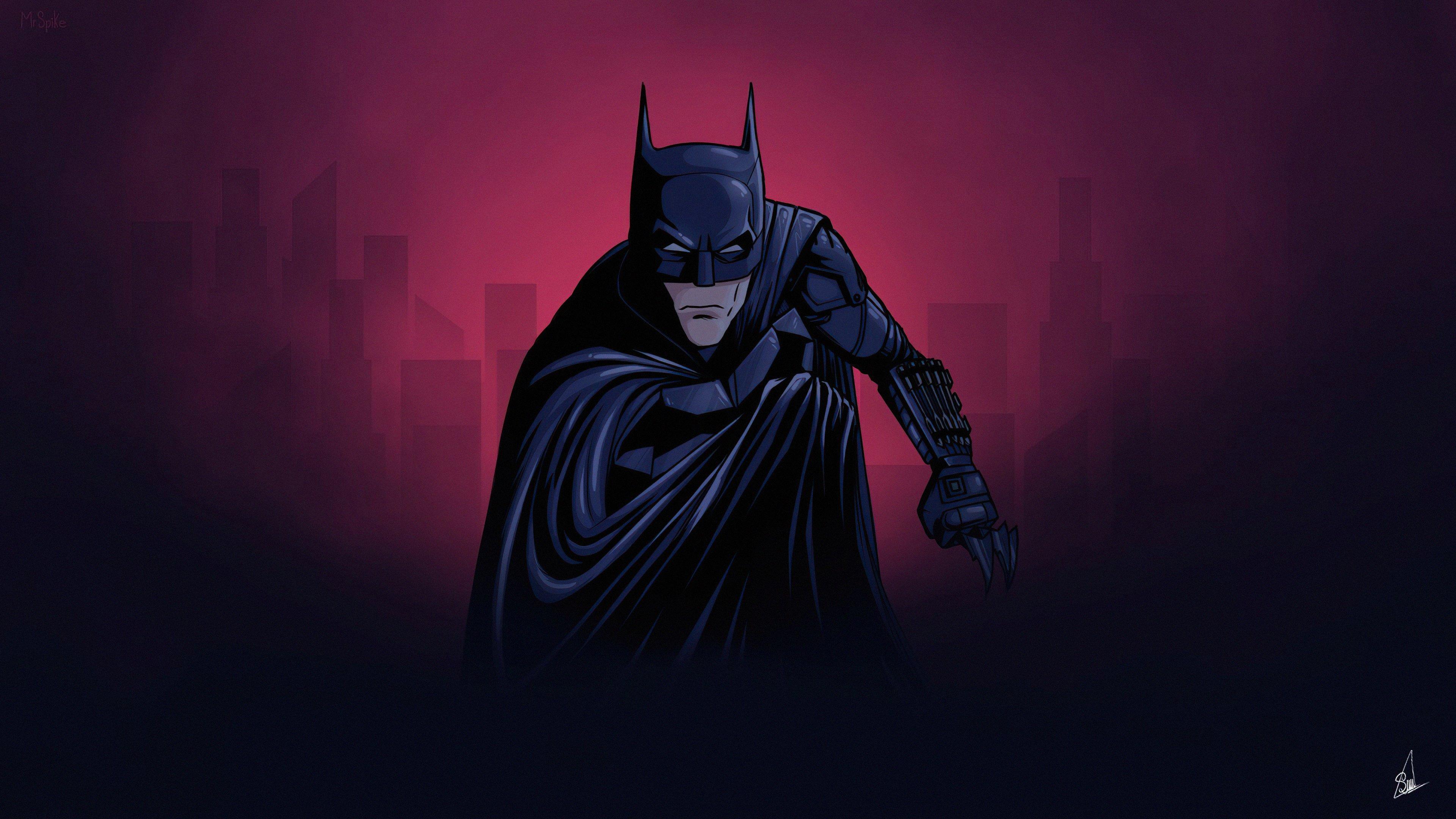 Fondos de pantalla Batman Dibujo