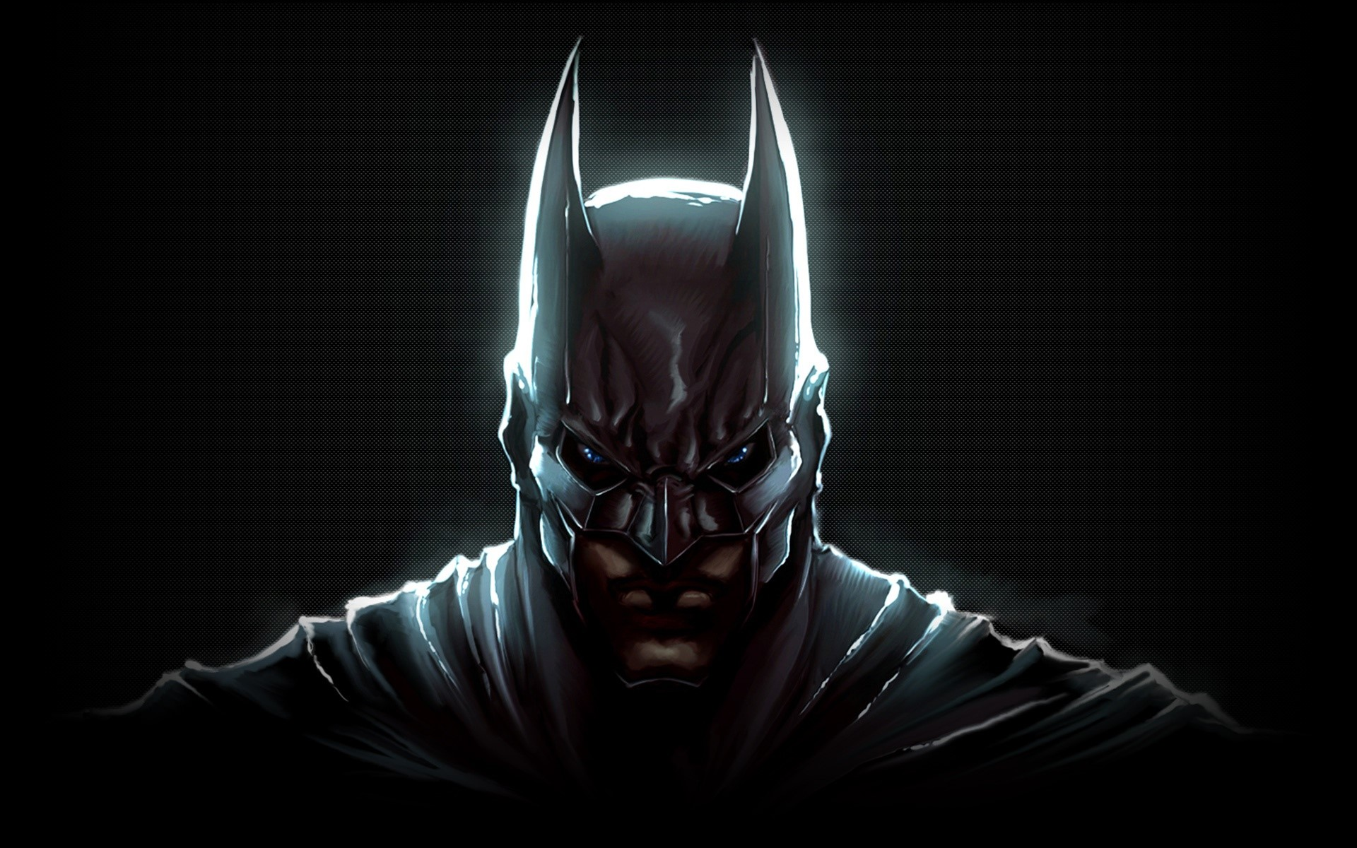 Wallpaper Batman The knight of the night