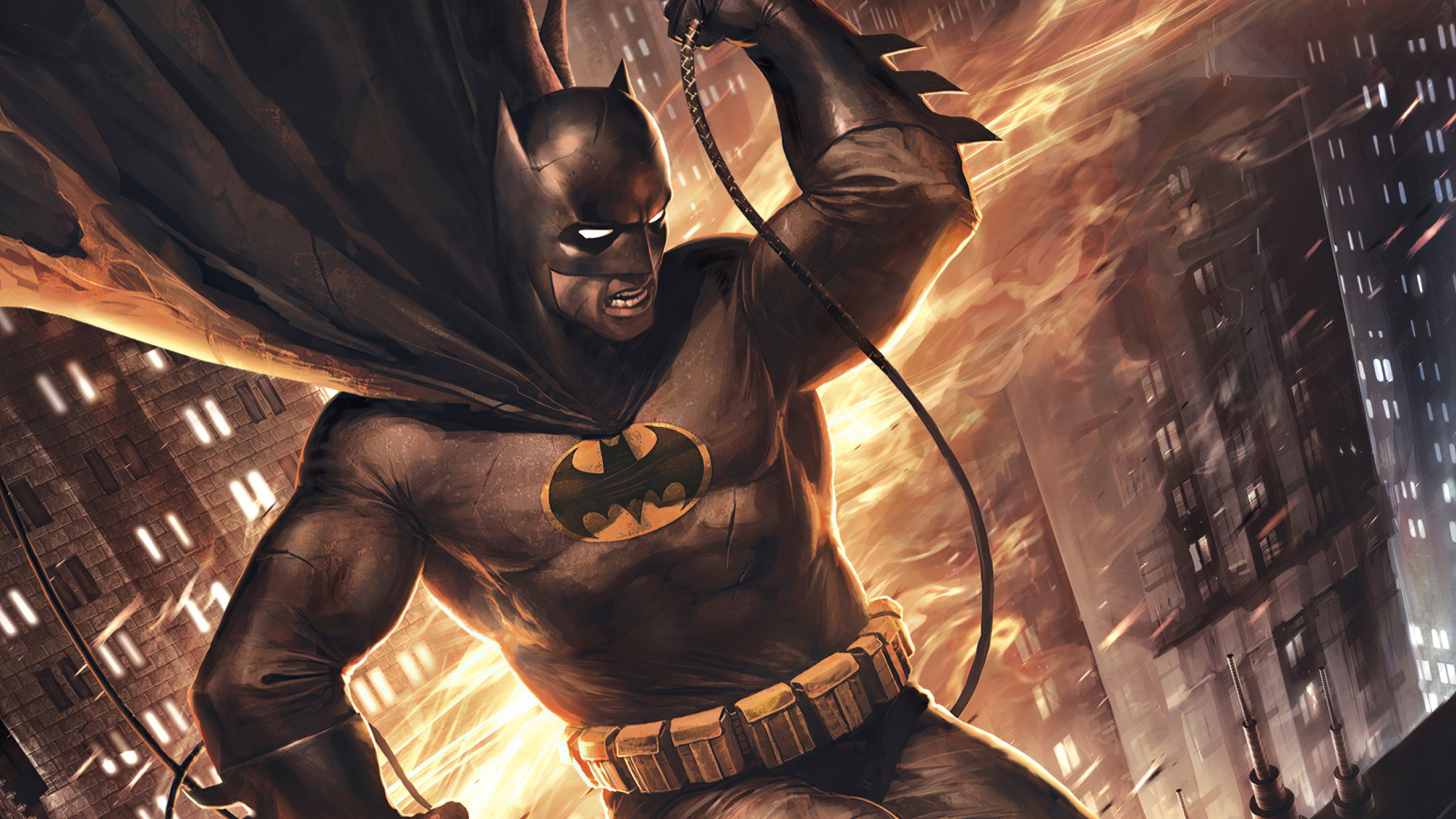Fondos de pantalla Batman El cabellero de la noche regresa