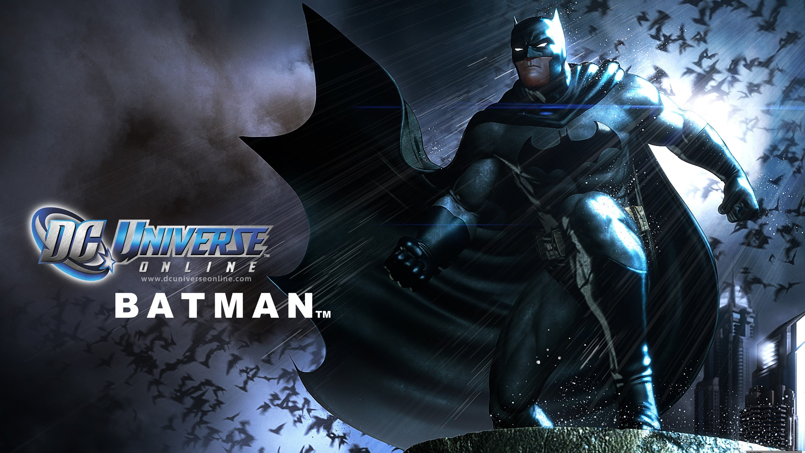 Wallpaper Batman in DC comics
