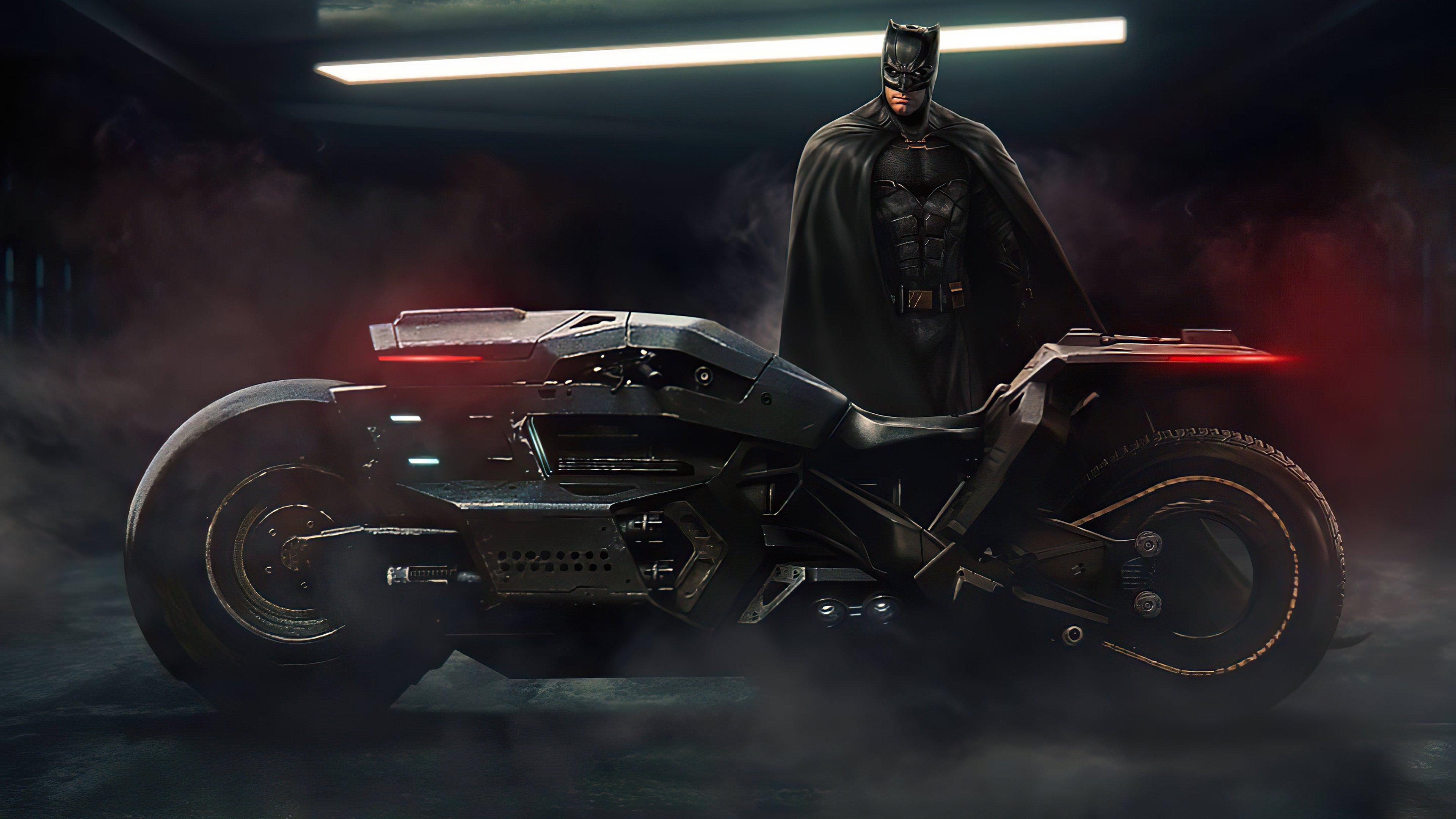 Wallpaper Batman in the shadows