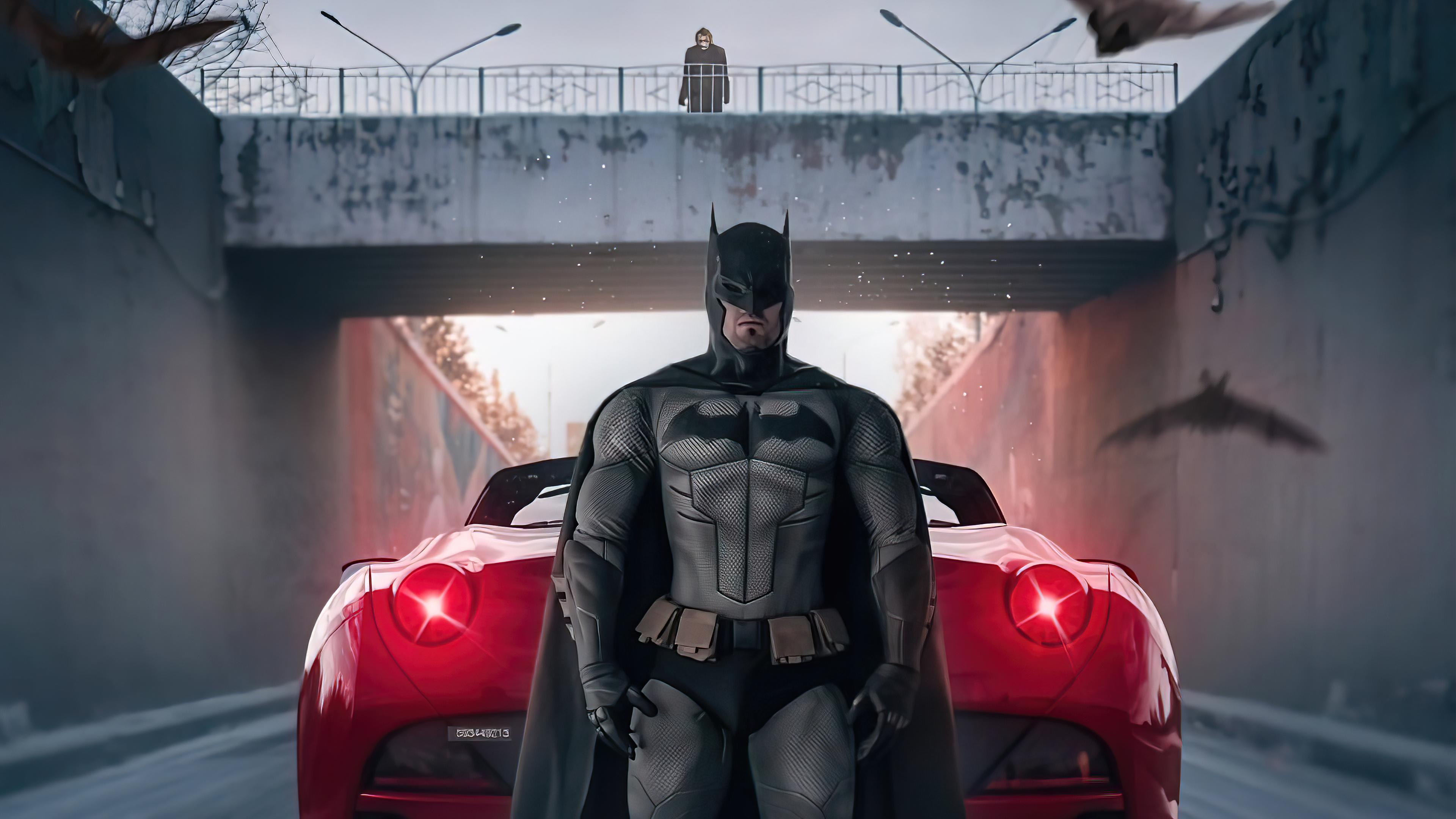 Fondos de pantalla Batman Fanart 2021