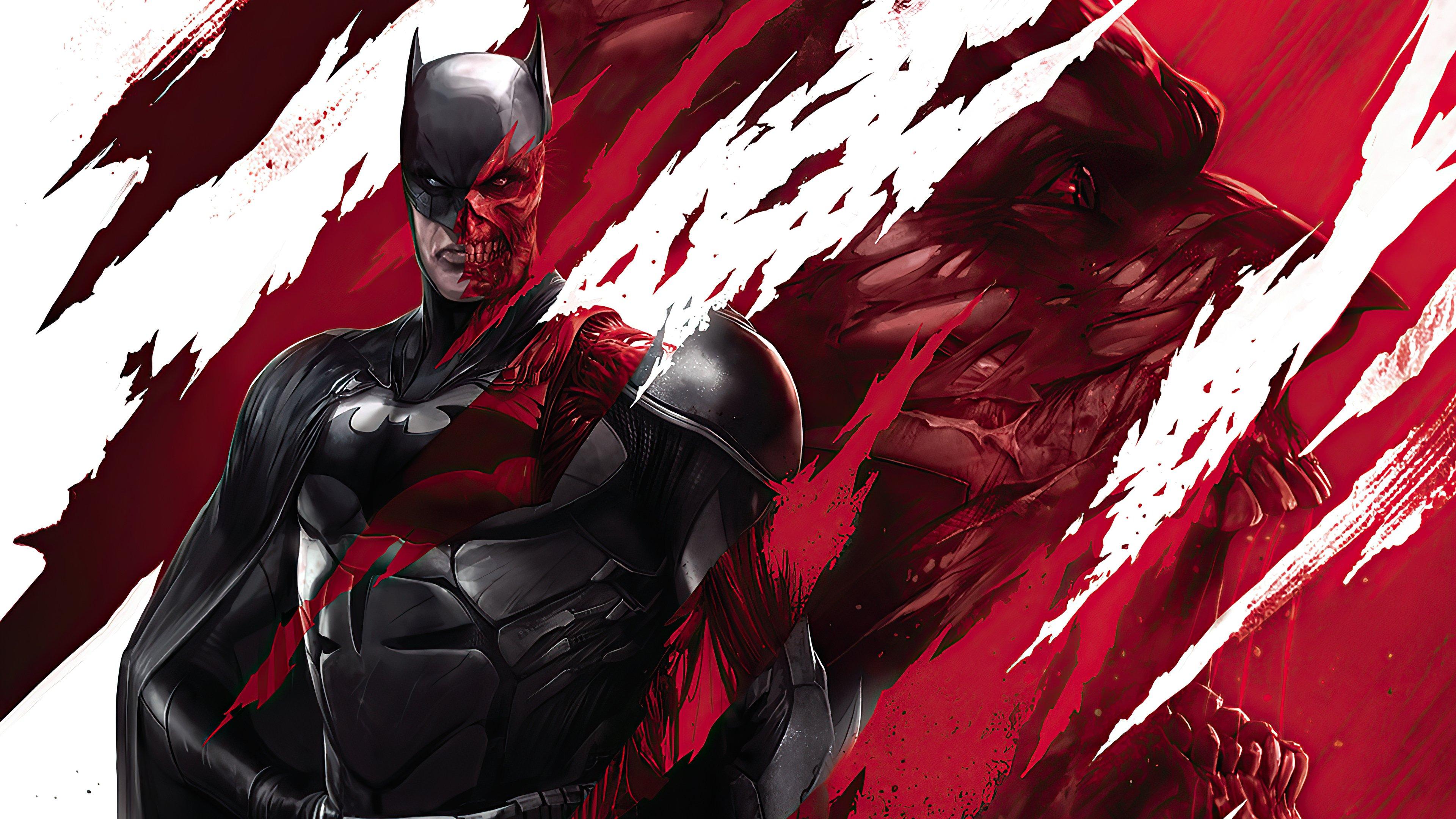 Wallpaper Batman Fanart