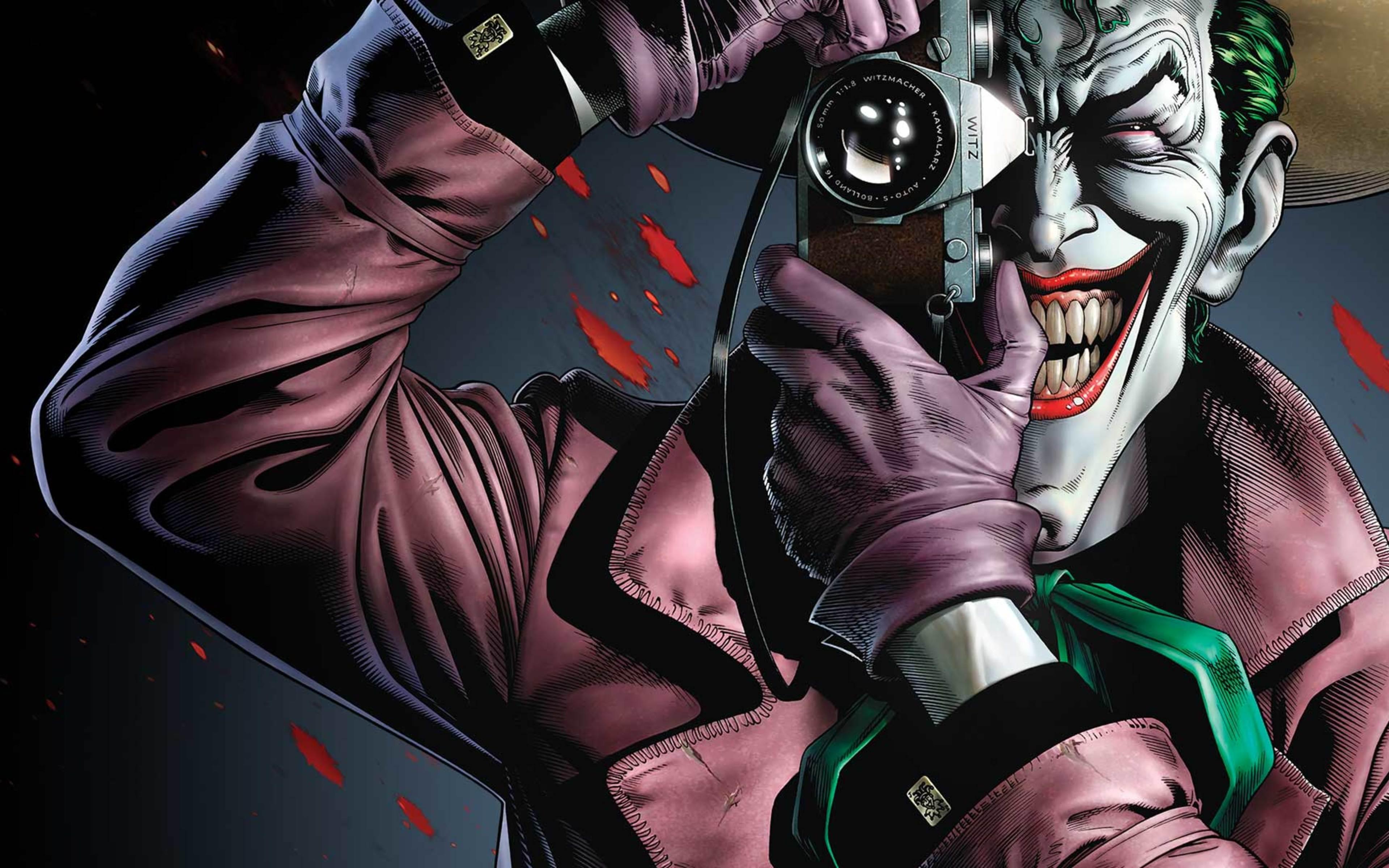 Fondos de pantalla Batman: la broma asesina