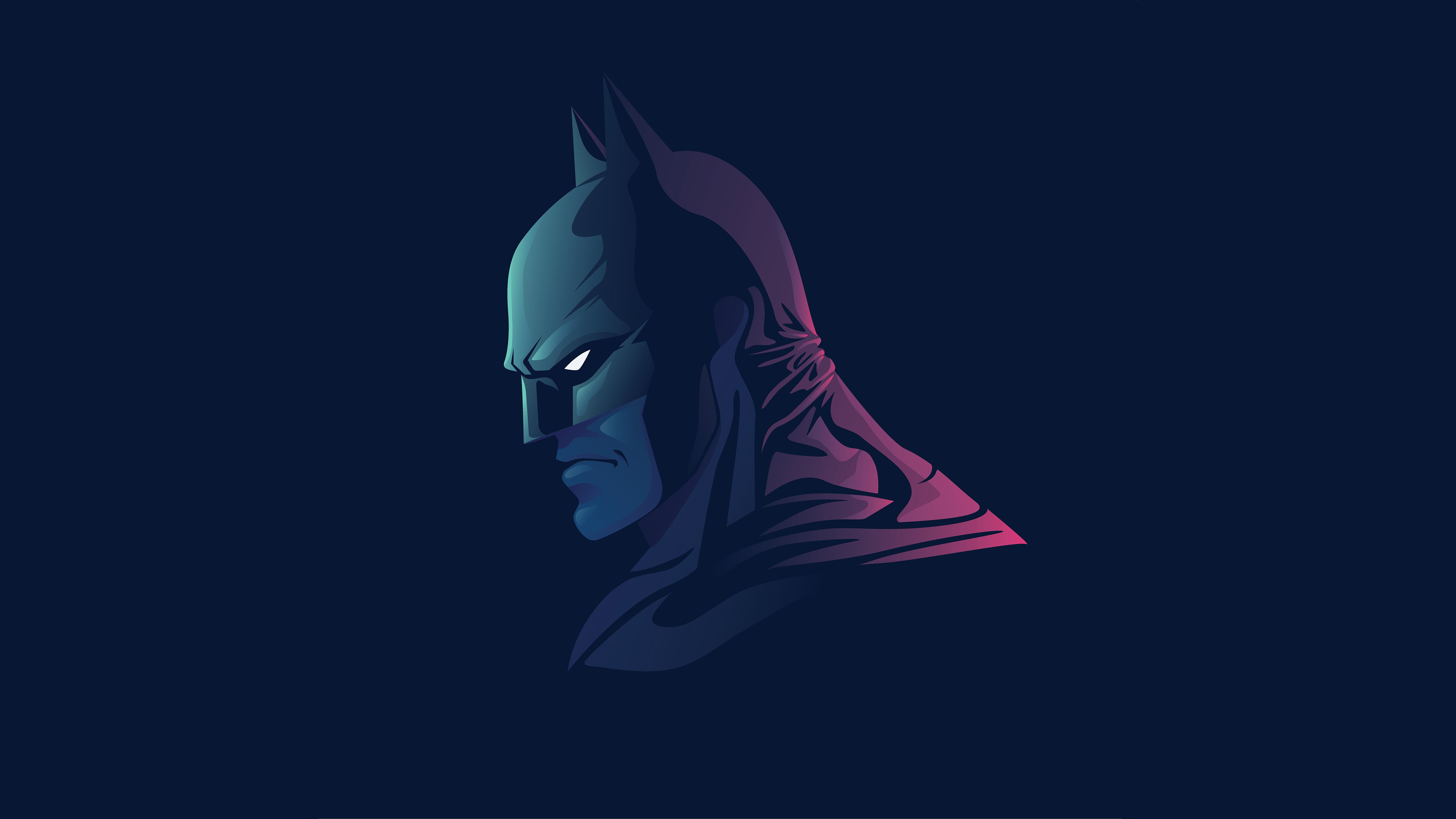 Batman Minimalist Wallpaper 4k Ultra Hd Id 3133