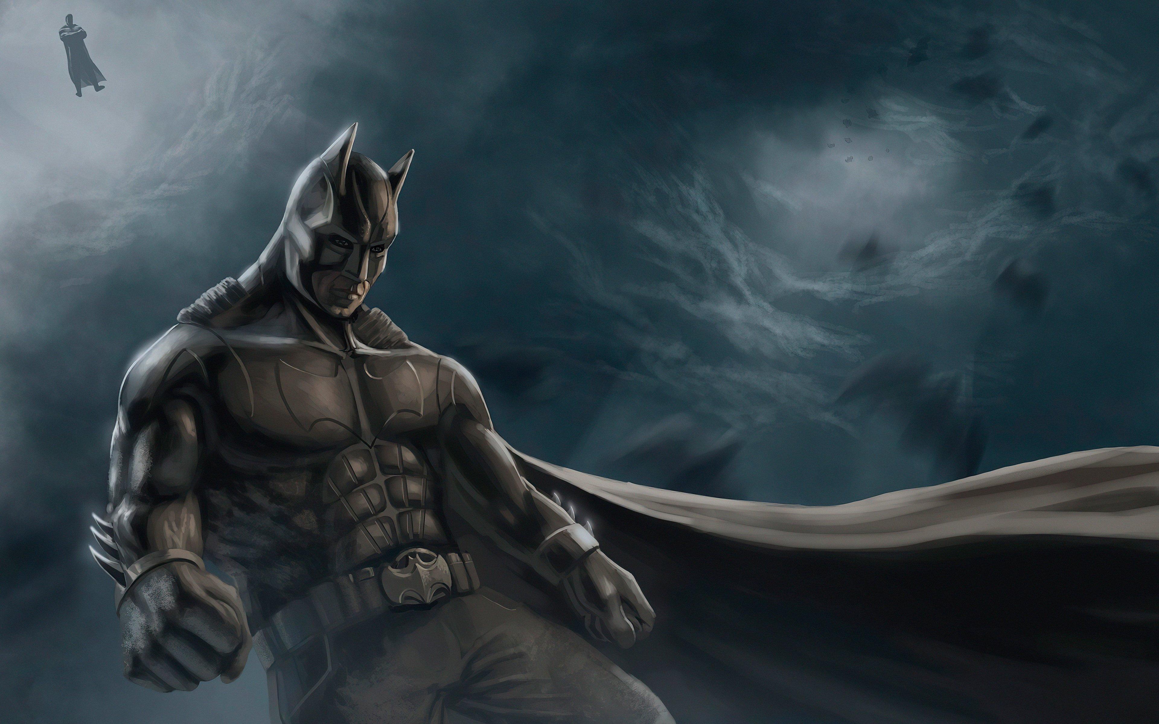Fondos de pantalla Batman Newart