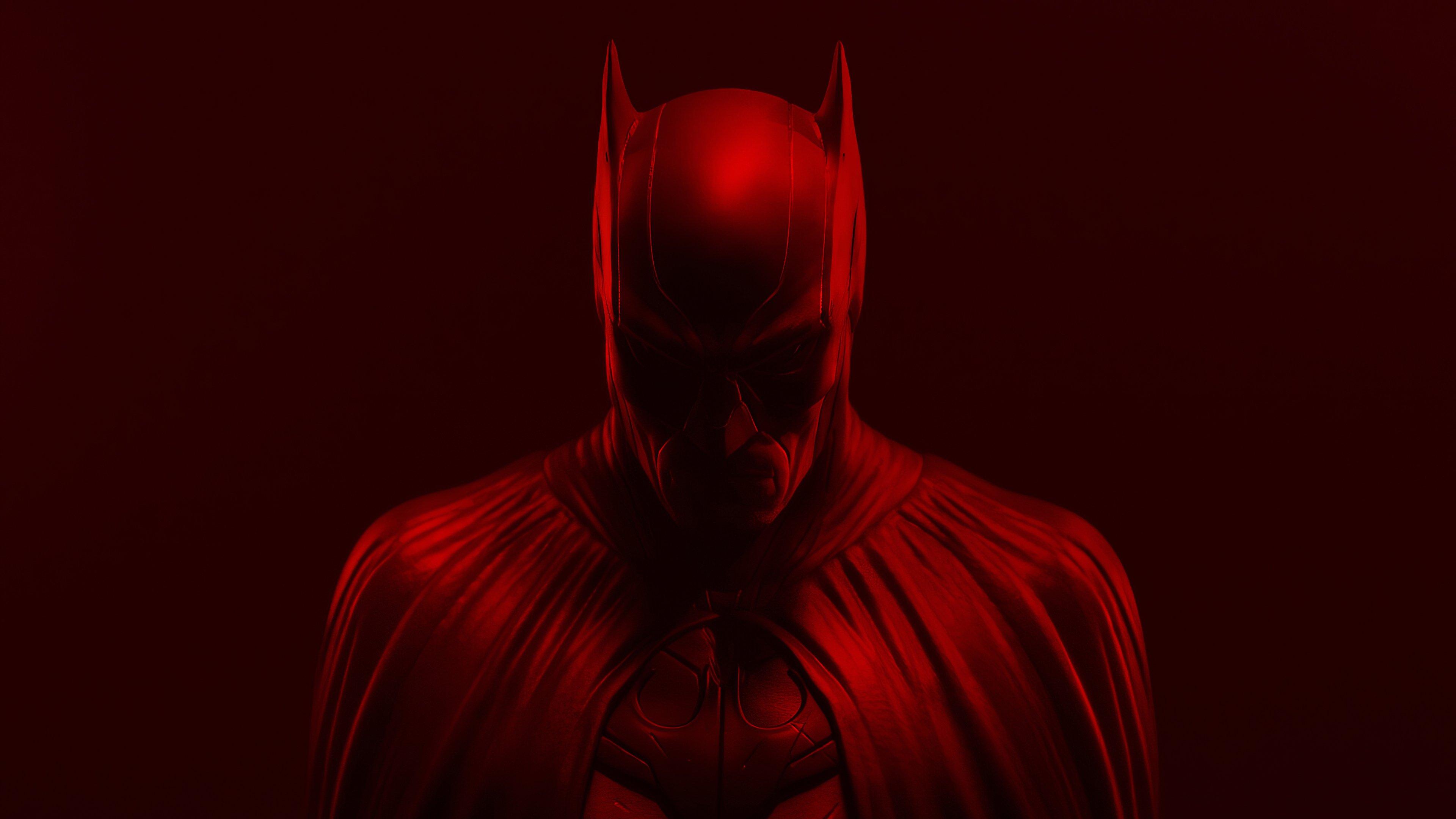 Wallpaper Red Batman