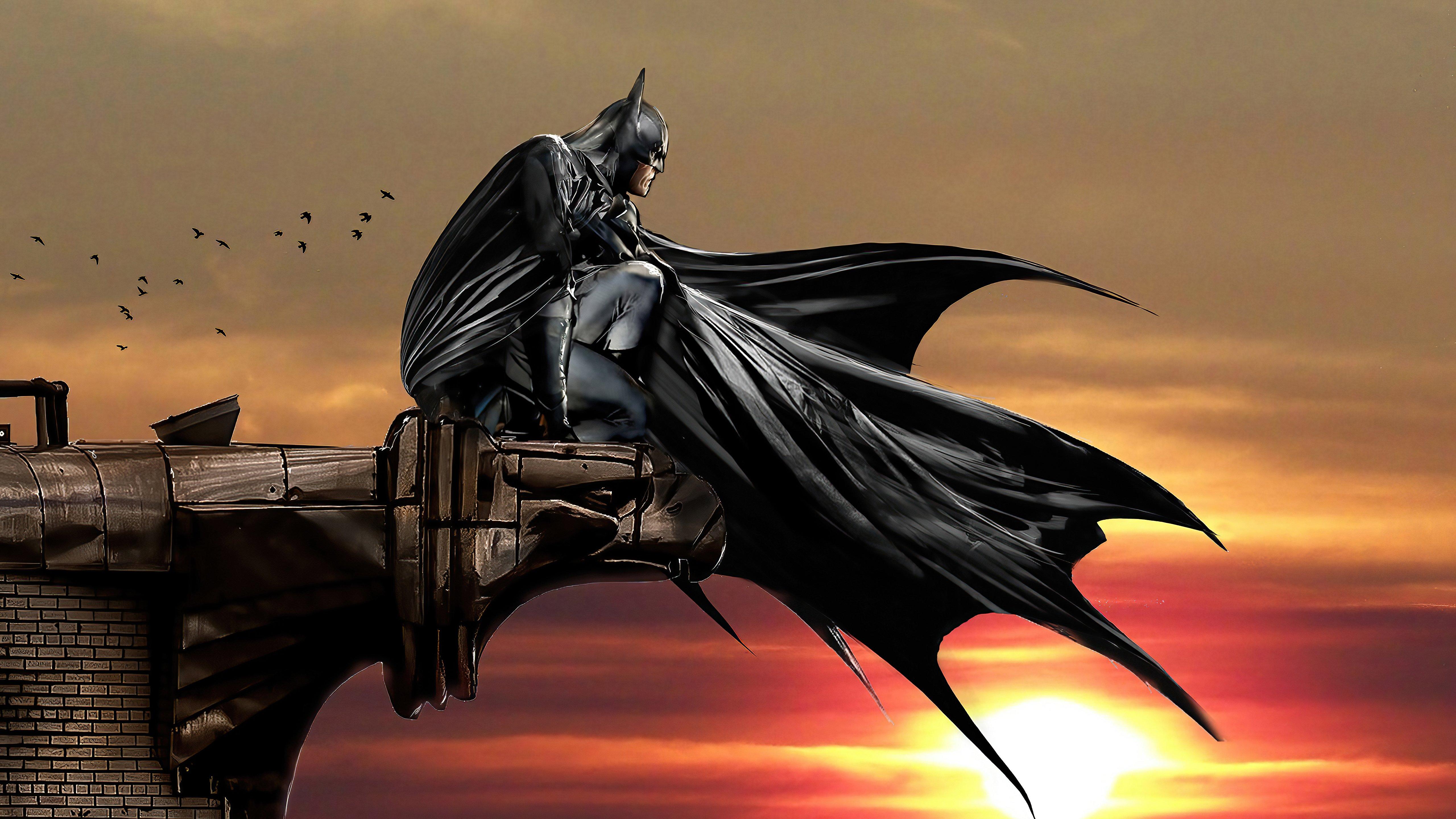 Fondos de pantalla Batman The Gotham Knight