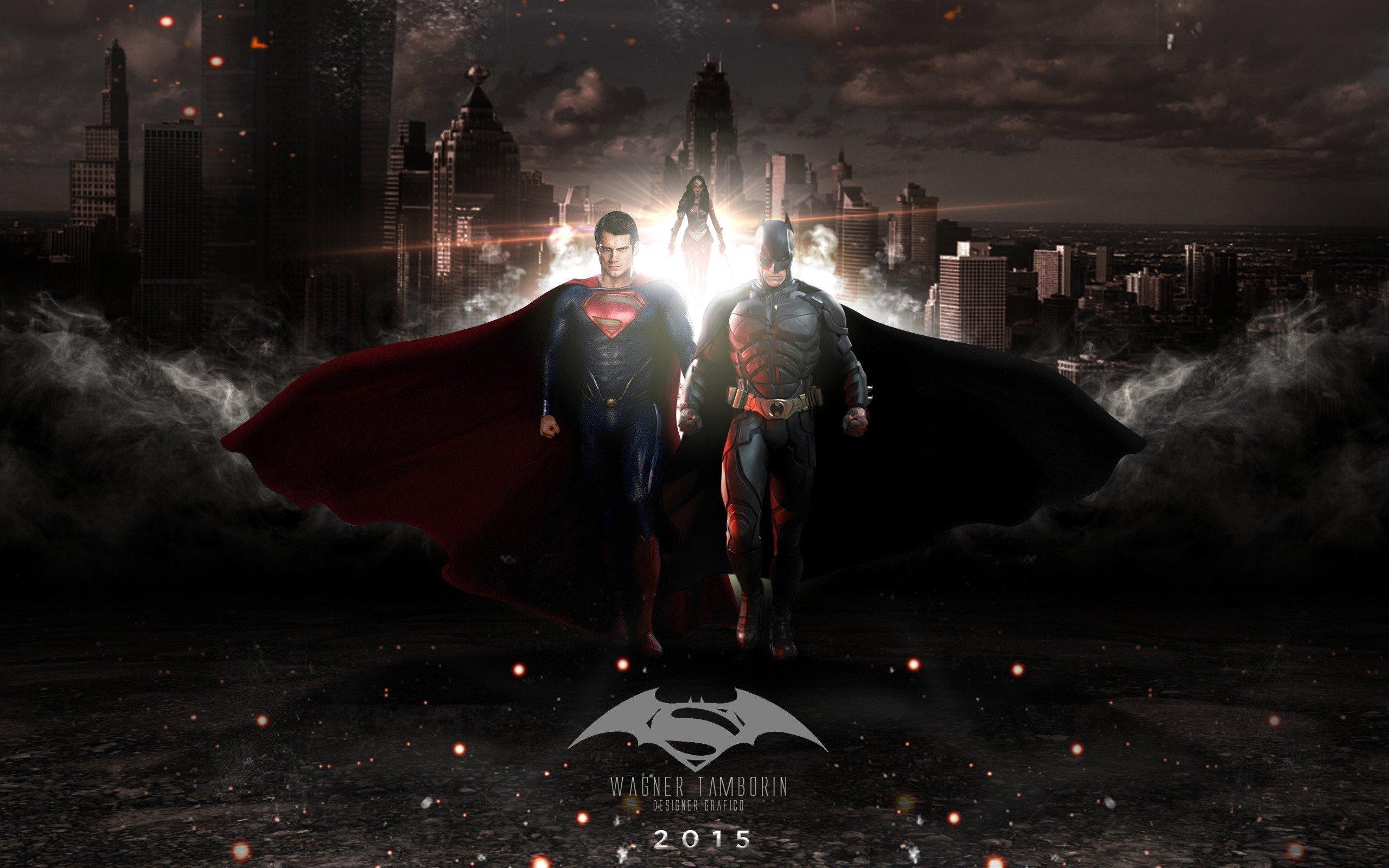 Fondos de pantalla Batman V Superman