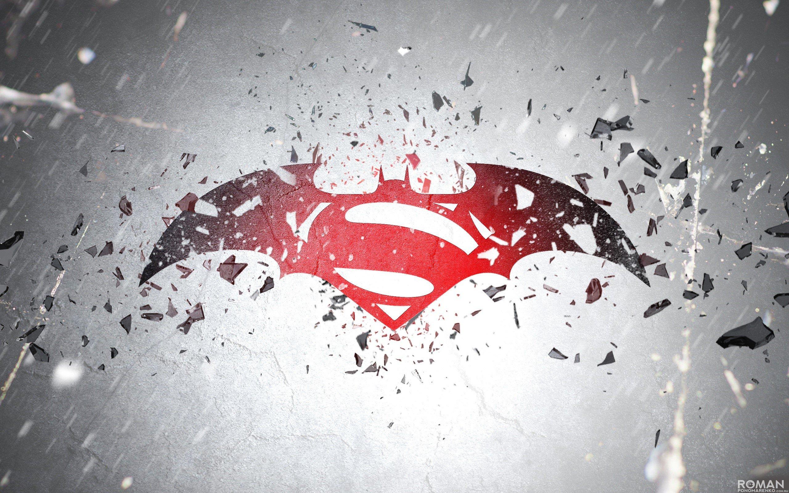 Fondos de pantalla Batman vs superman