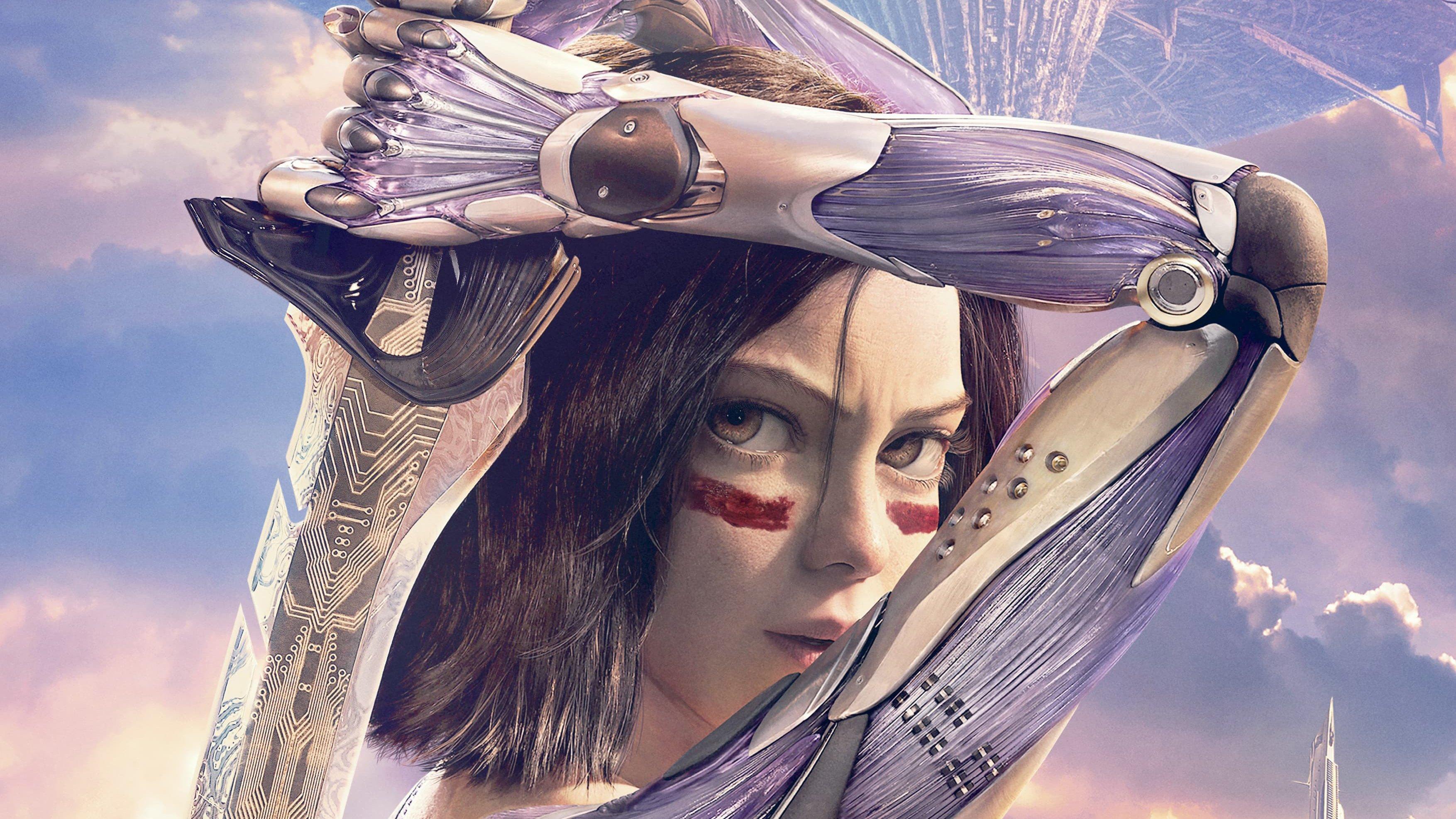 Fondos de pantalla Battle Angel: la última guerrera Fanart