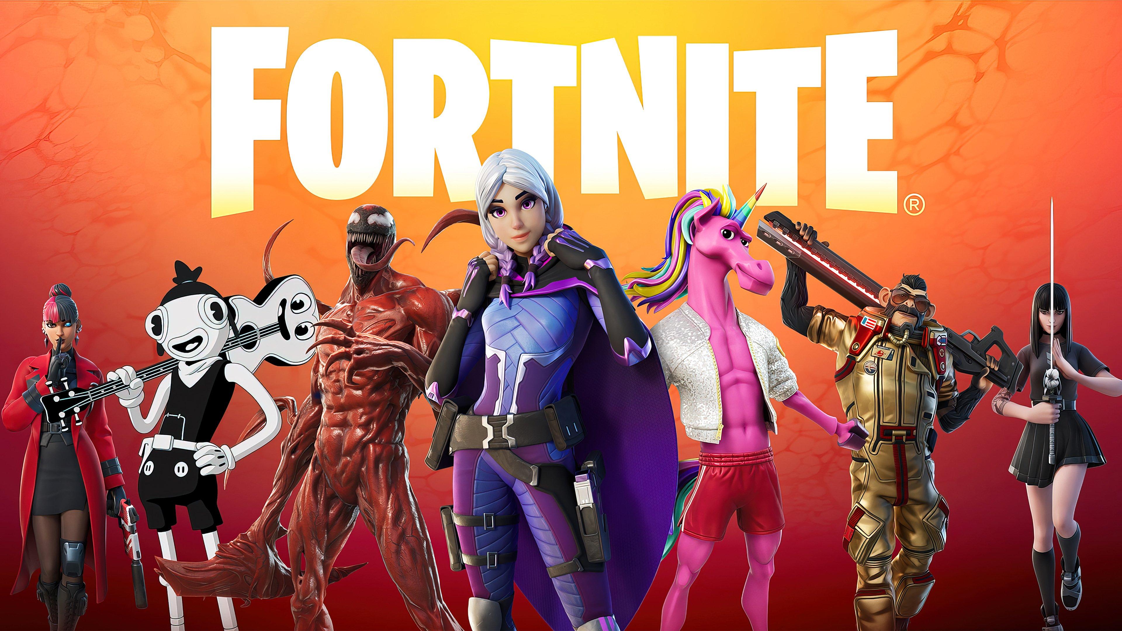 Fondos de pantalla Battle pass skins Fortnite Capitulo 2 Temporada 8