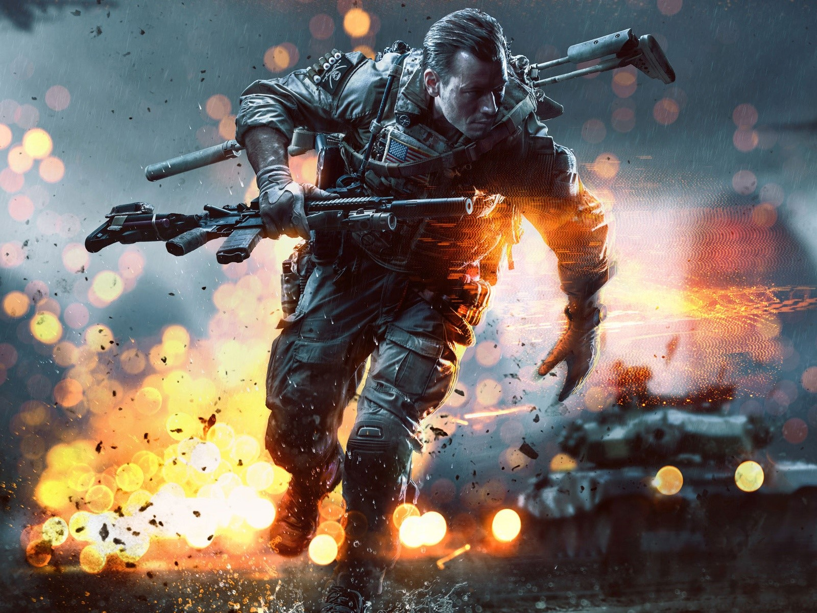 Wallpaper Battlefield 4 China Rising Images