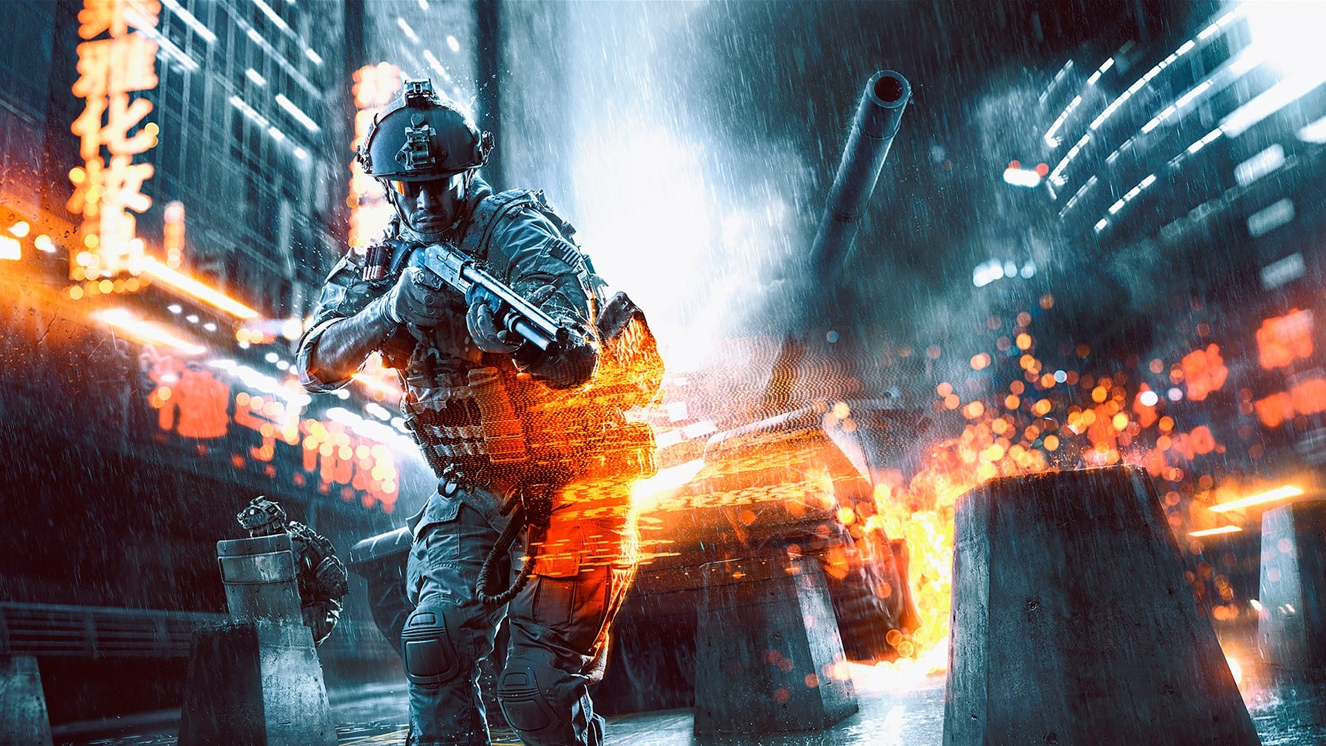 Fondos de pantalla Battlefield 4 Dragons Teeth