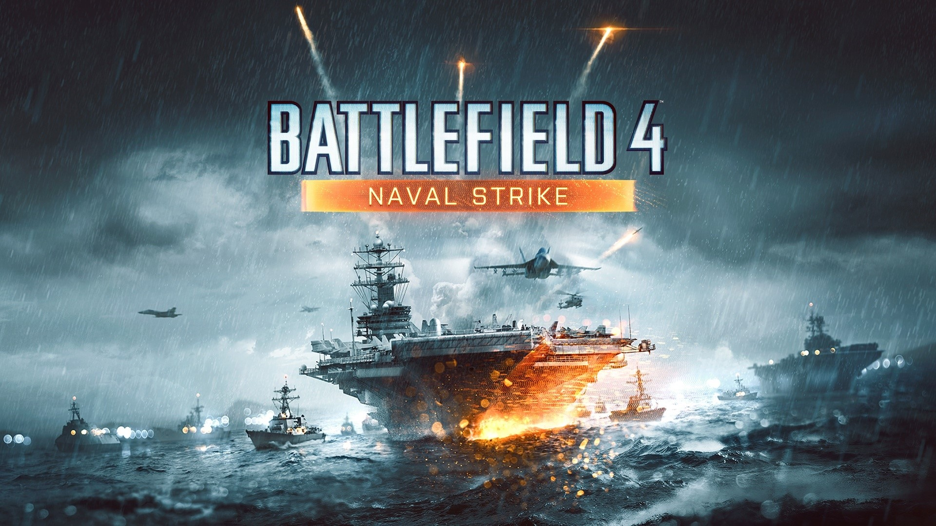 Wallpaper Battlefield 4 Naval Strike