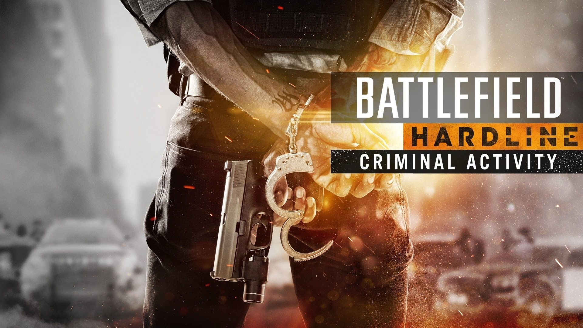Fondos de pantalla Battlefield Hardline Criminal Activity