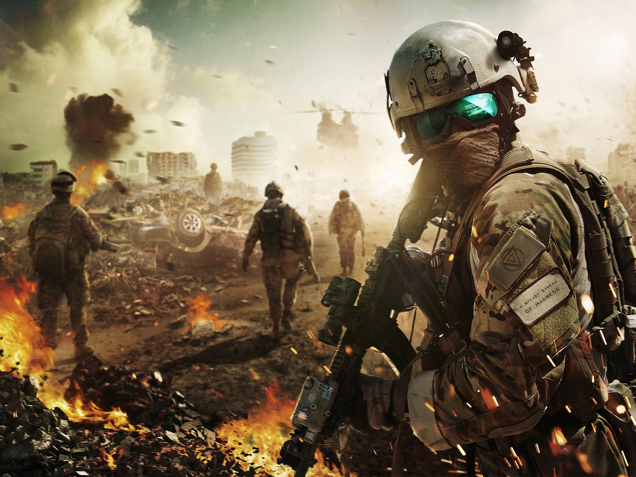Battlefield Soldier Wallpaper Id 315