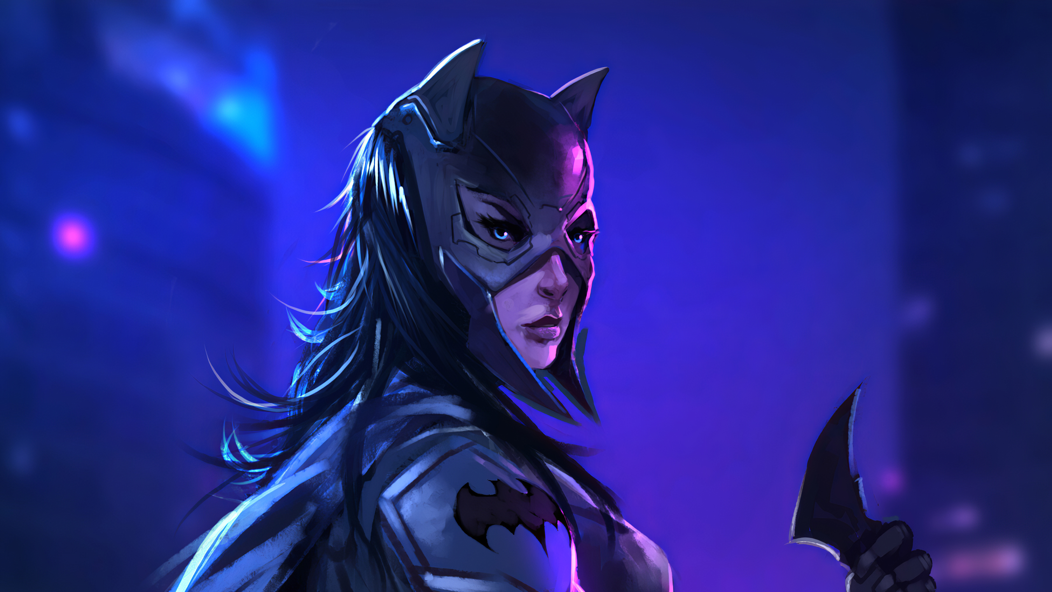 Fondos de pantalla Batwoman Artwork