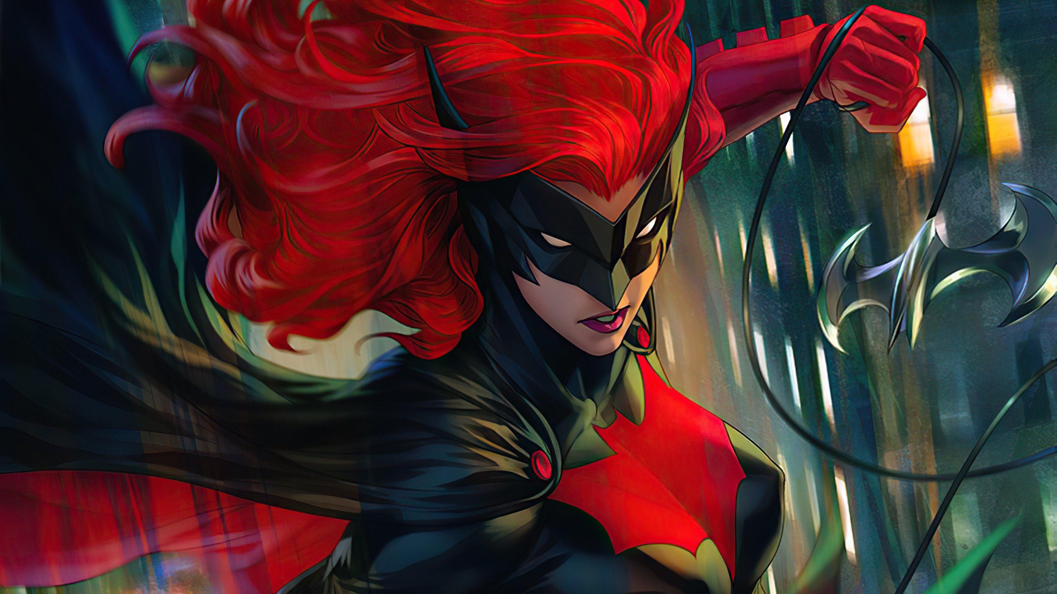 Wallpaper Batwoman Fanart 2020
