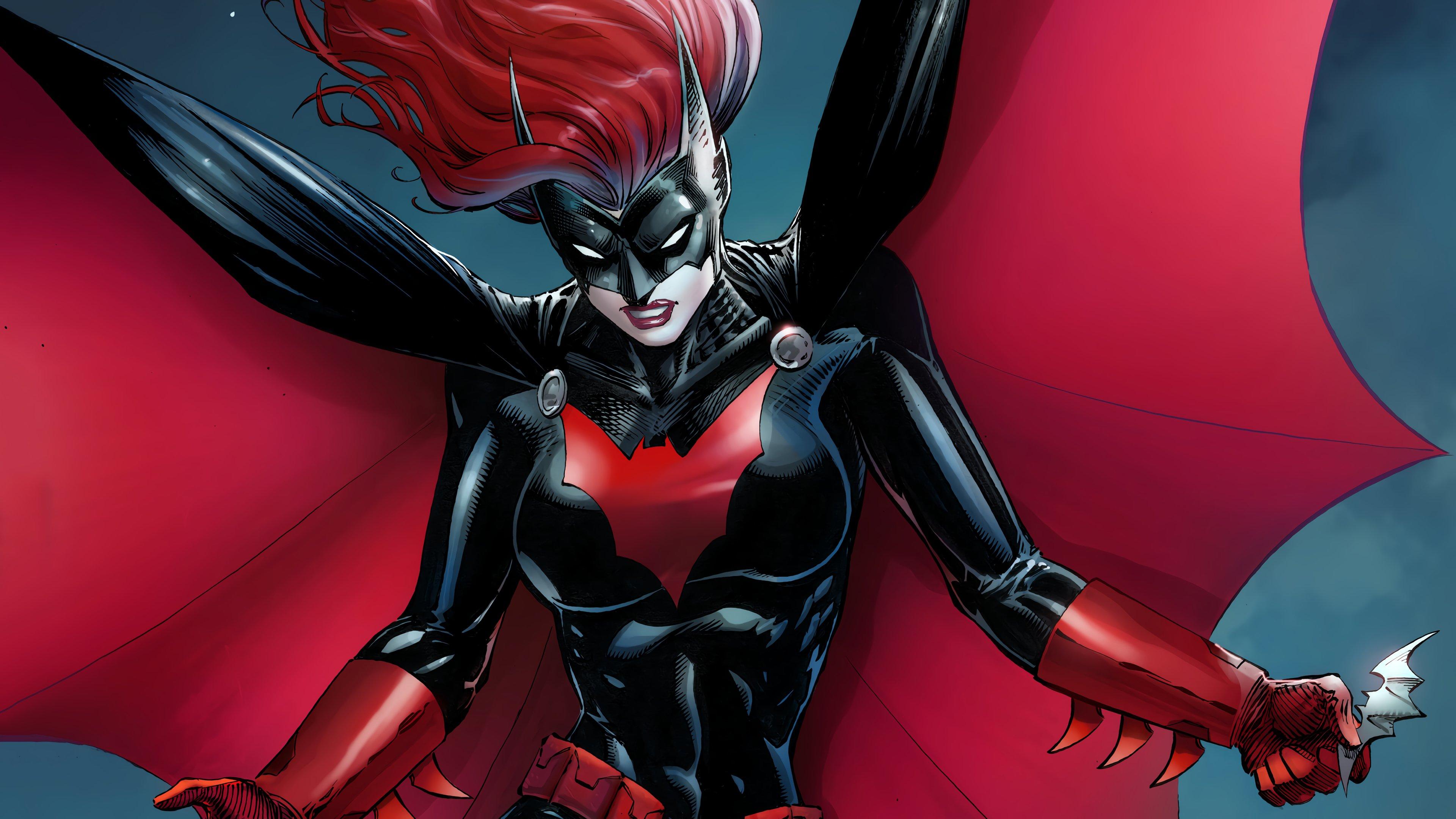Fondos de pantalla Batwoman Fanart